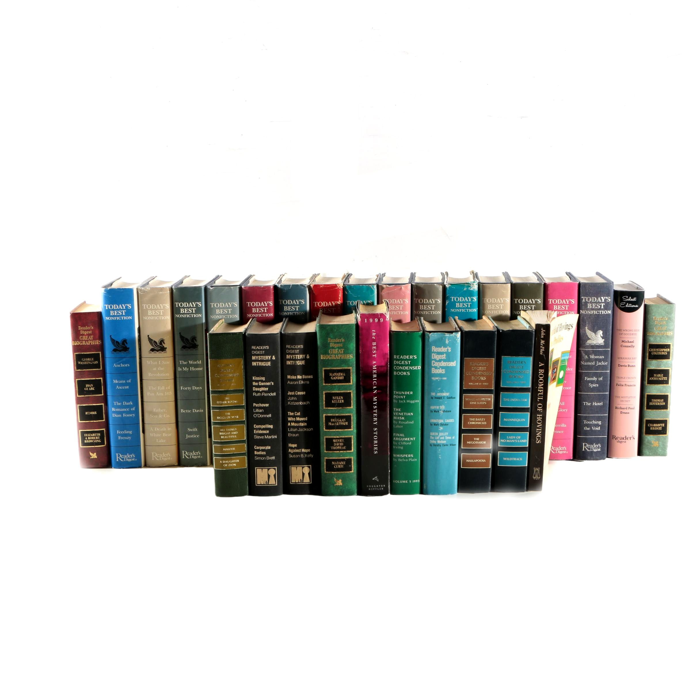 Reader's Digest Nonfiction Anthologies