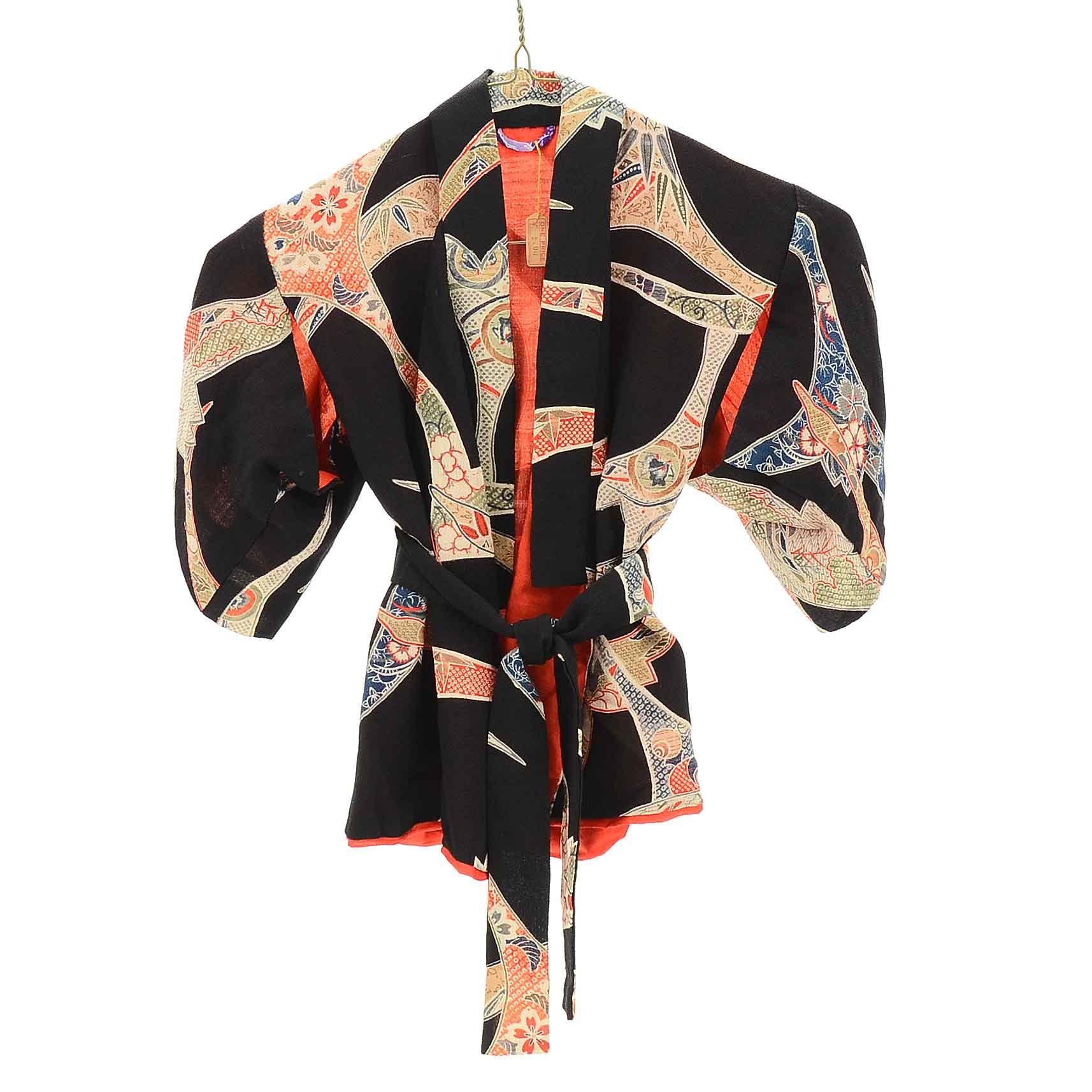 Vintage Kimono Style Top