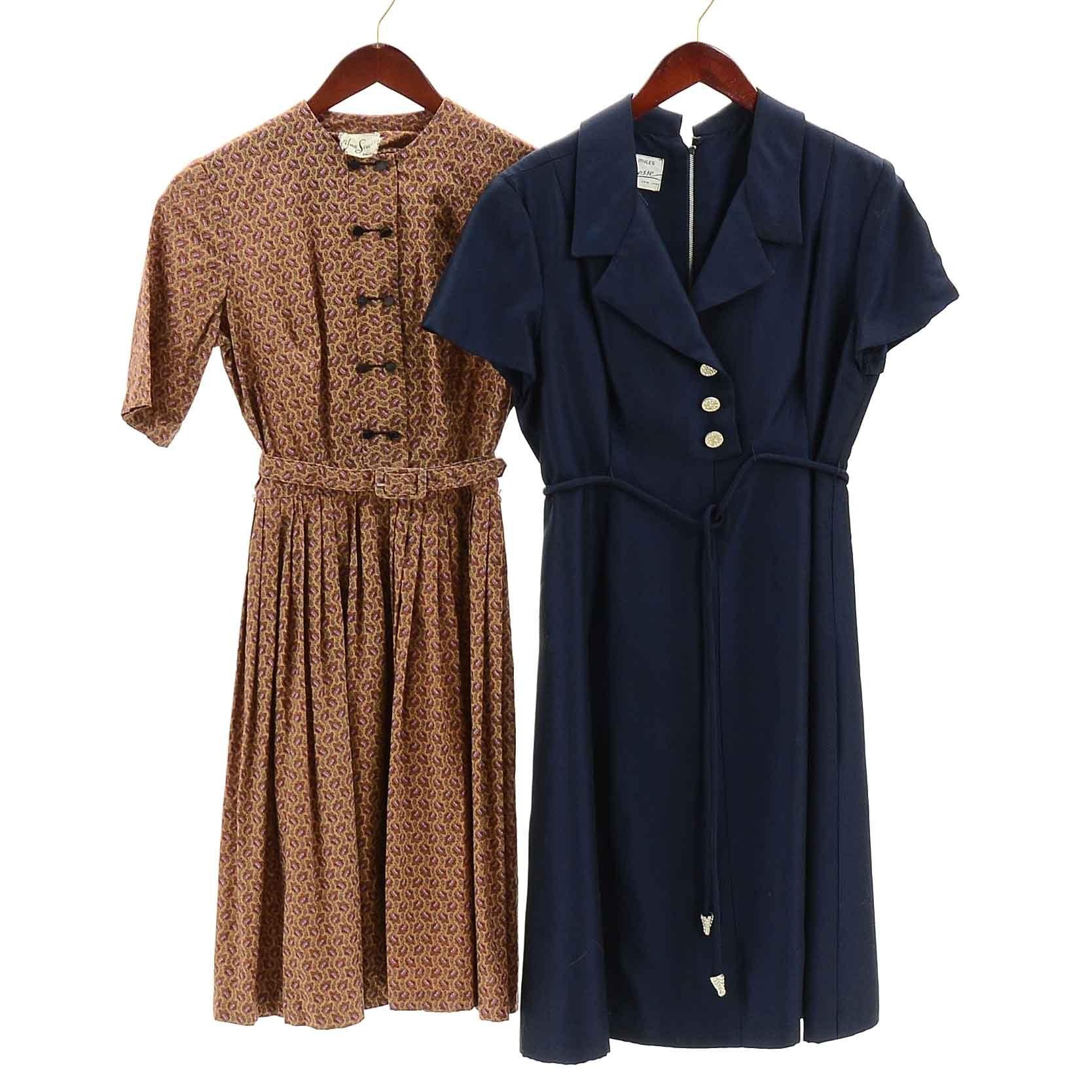 Vintage Day Dresses