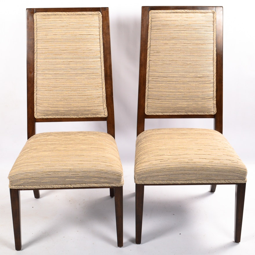 Fabulous Contemporary Tuxedo Side Chairs By Kravet Furniture Ocoug Best Dining Table And Chair Ideas Images Ocougorg