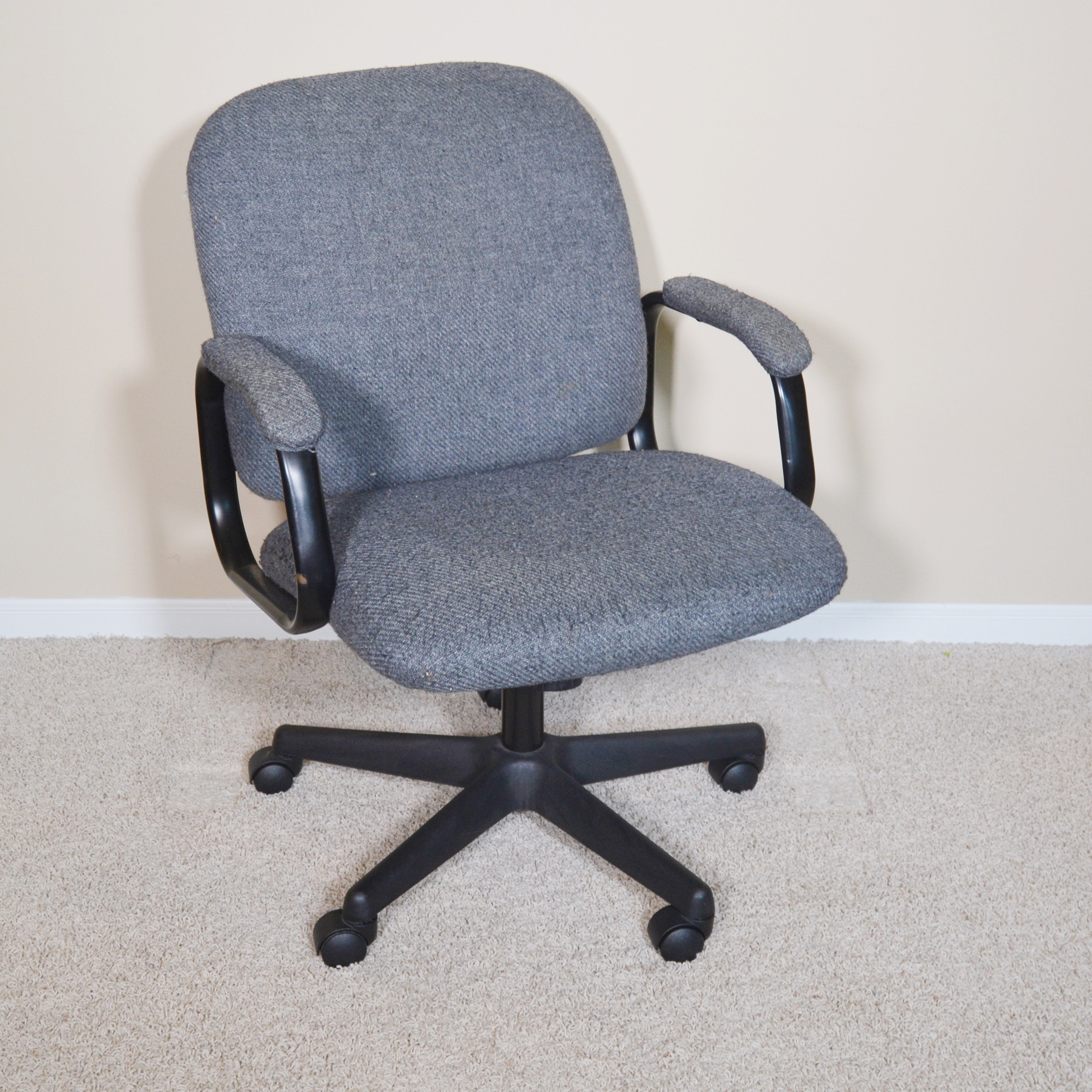 Upholstered Office Desk Chair
