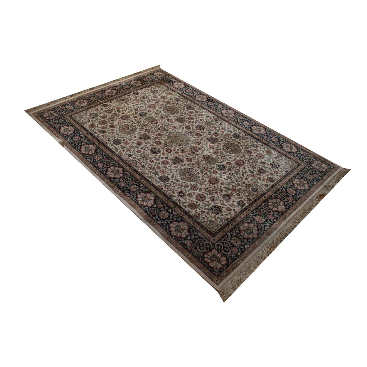 Karastan Indo-Kirman Wool Area Rug
