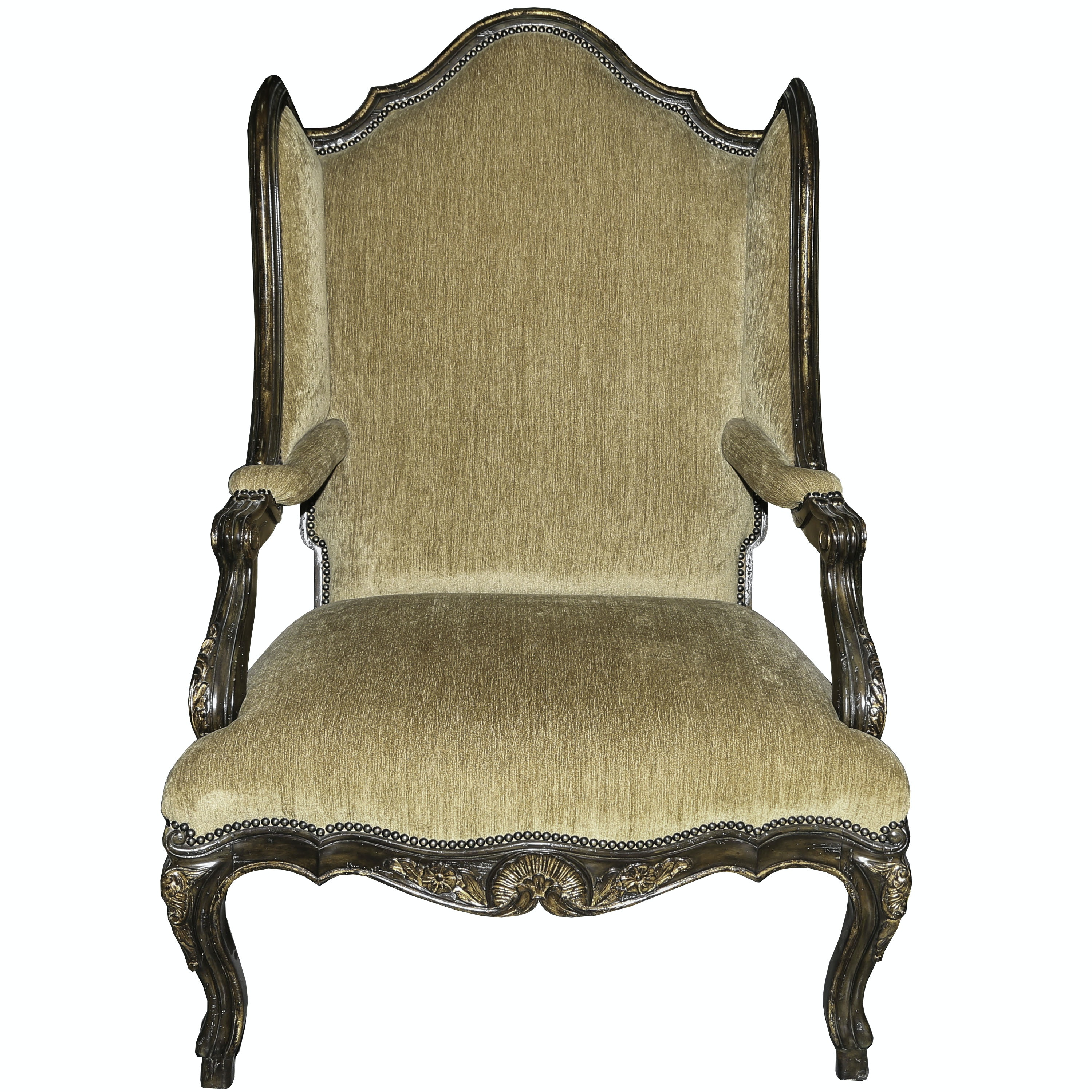 Palais Wing Chair by Marge Carson