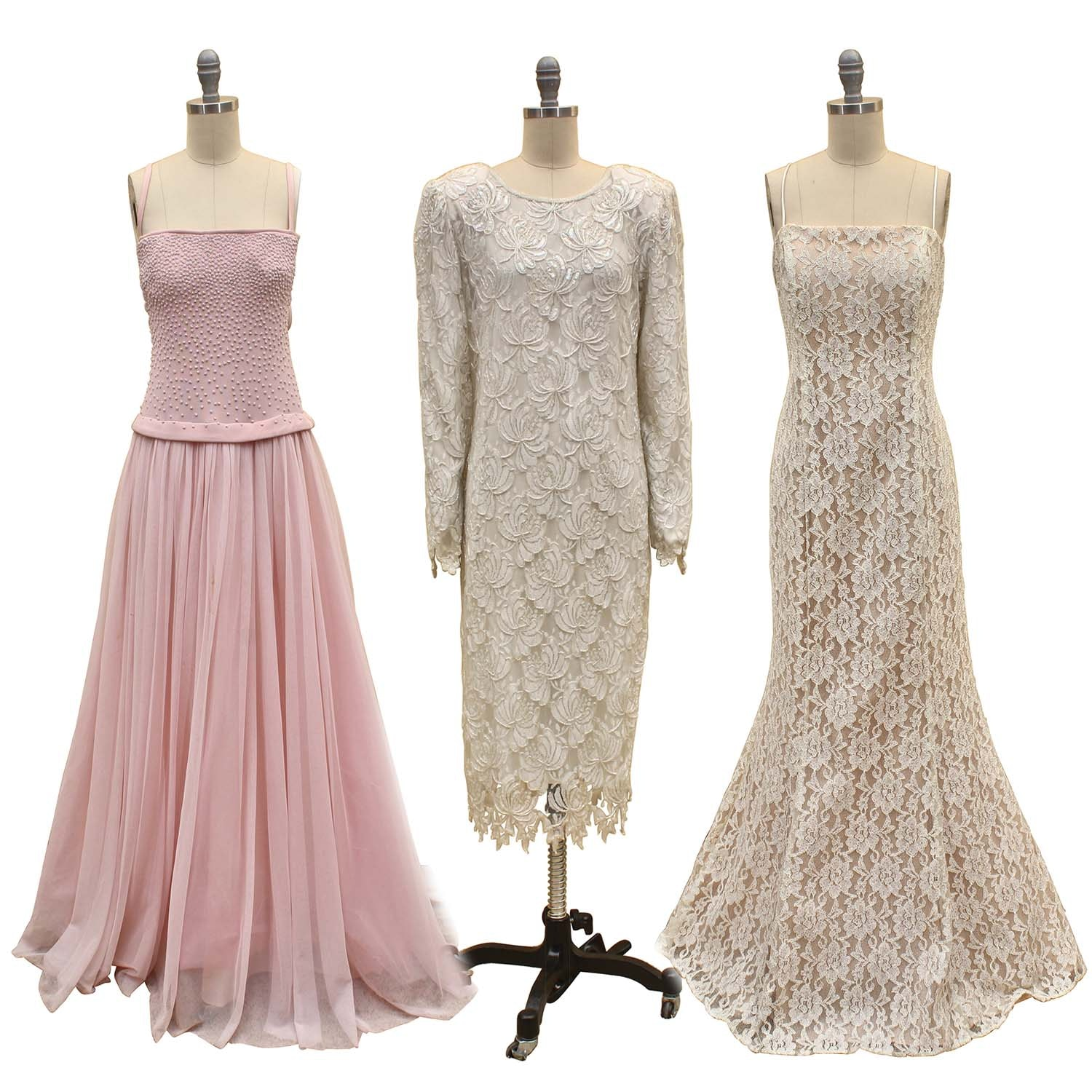 Women's Formal Dress and Gowns Including Tadashi