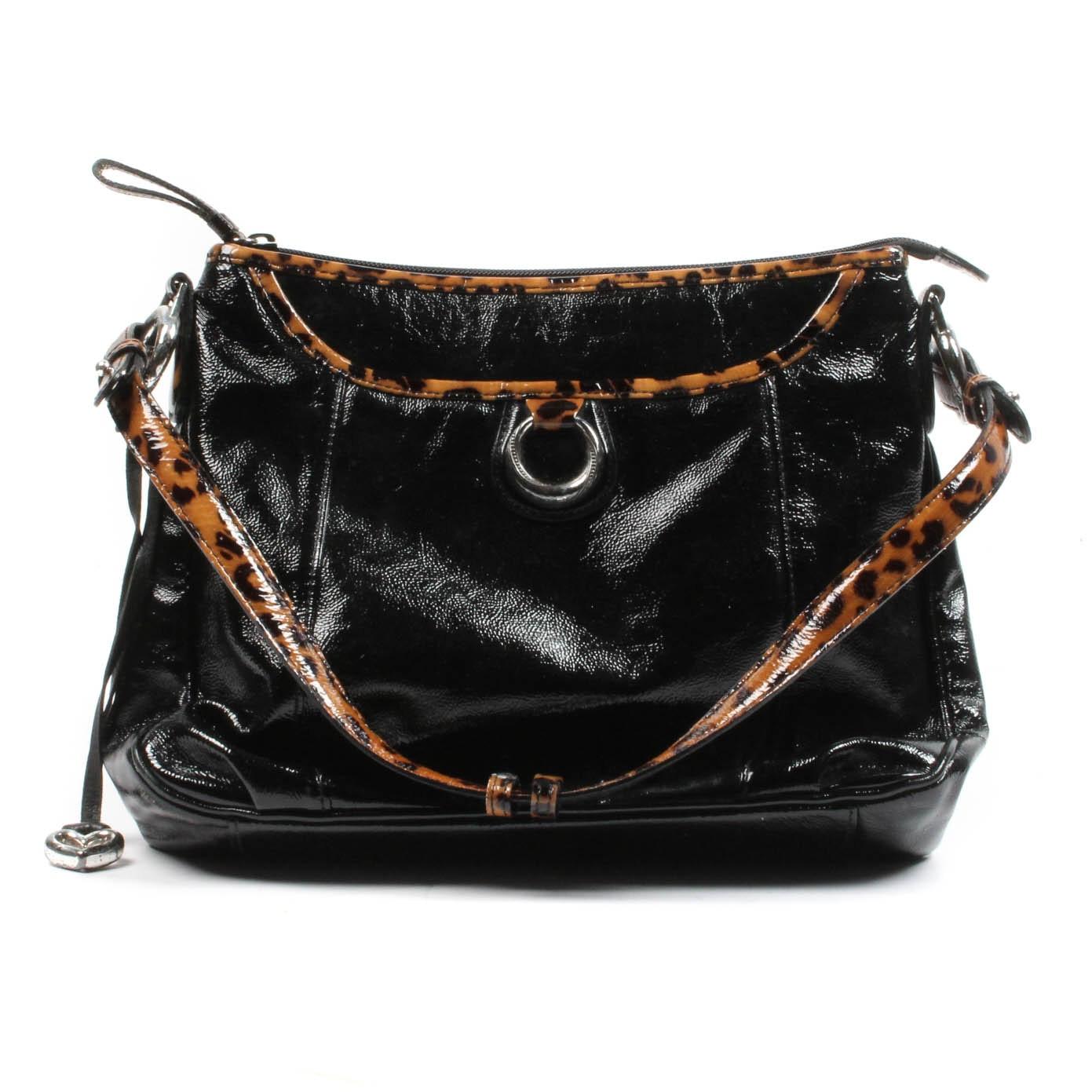 Brighton Patent Leather Shoulder bag