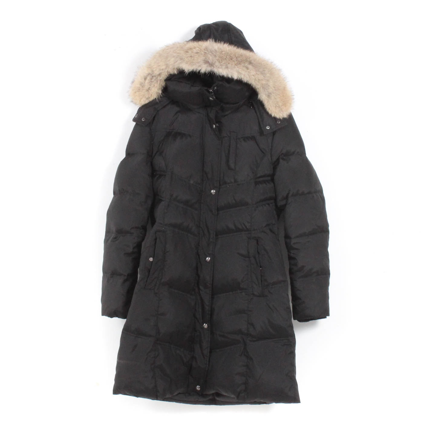 Marc New York Andrew Marc Black Jacket with Gloves