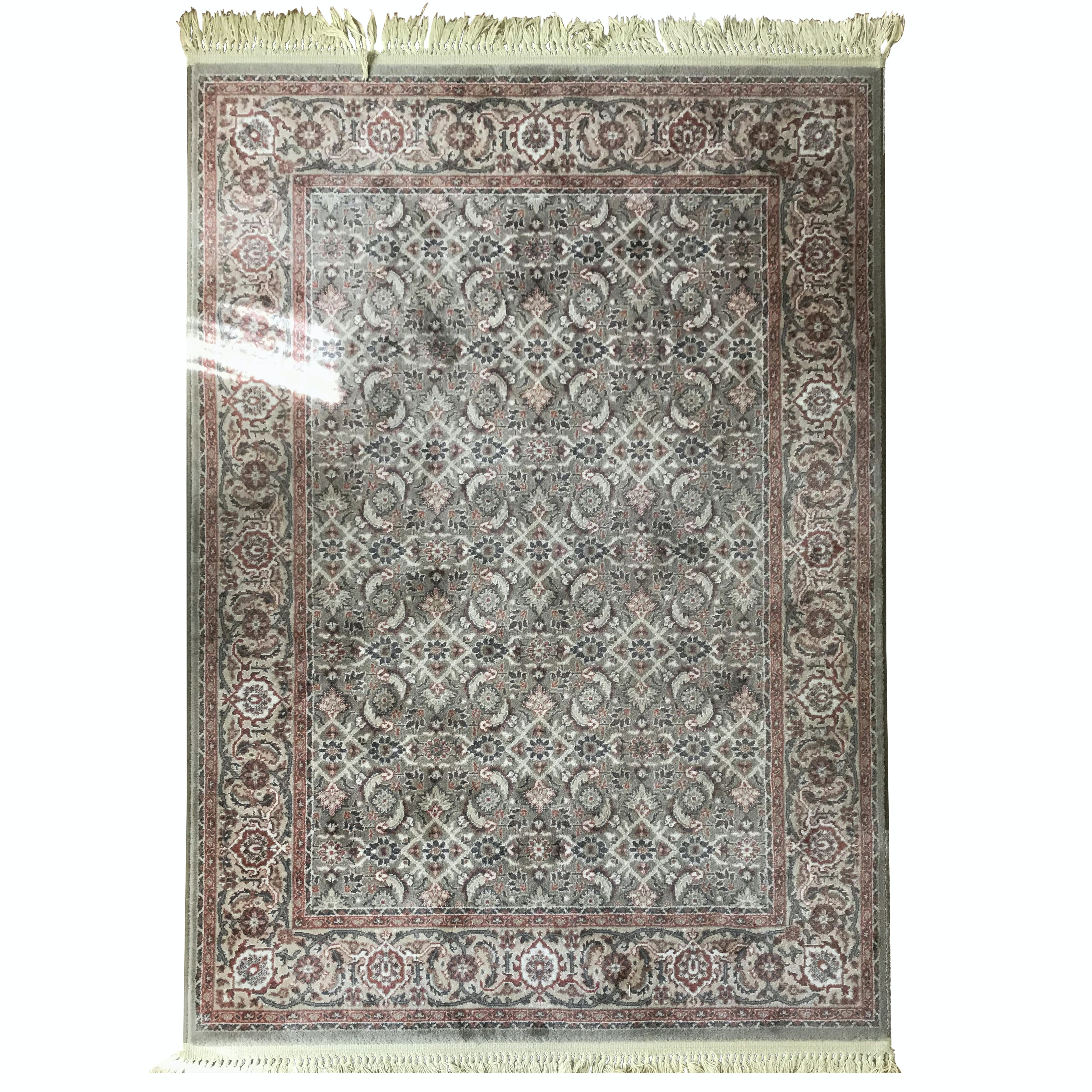 Power-Loomed Karastan Persian Style Wool Accent Rug