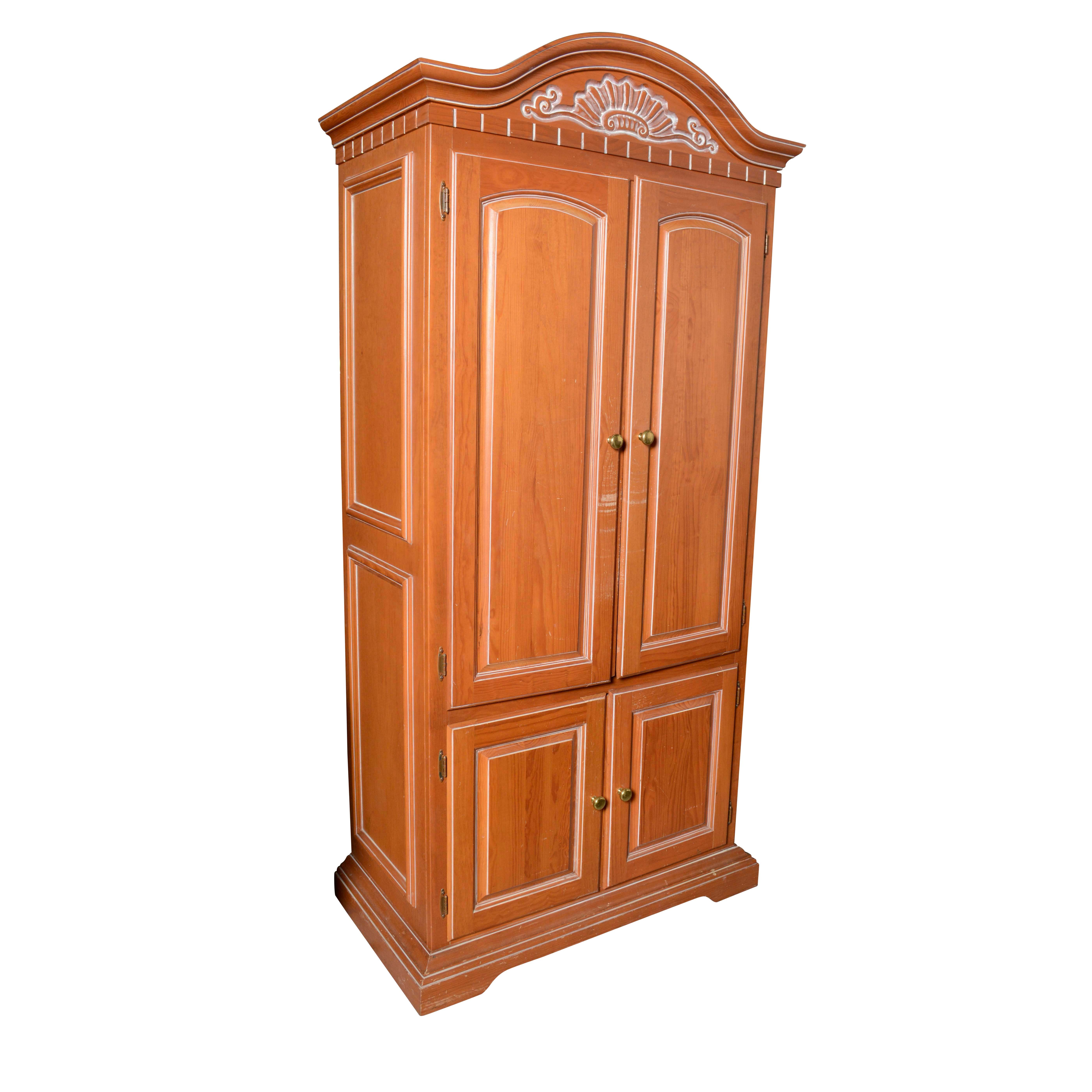 Contemporary Country French Style Wardrobe