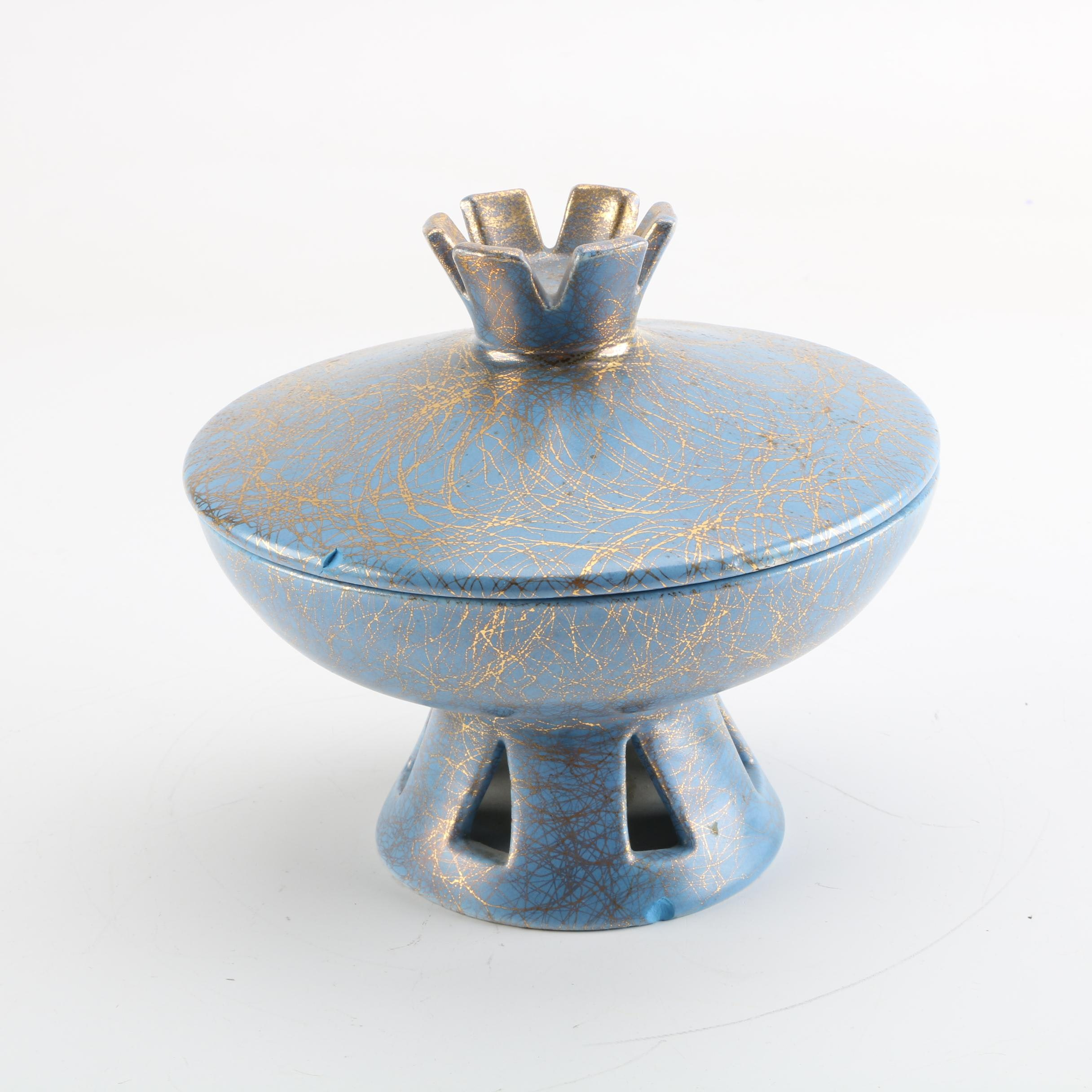 Mid-Century Modern Royal Haeger Covered Dish