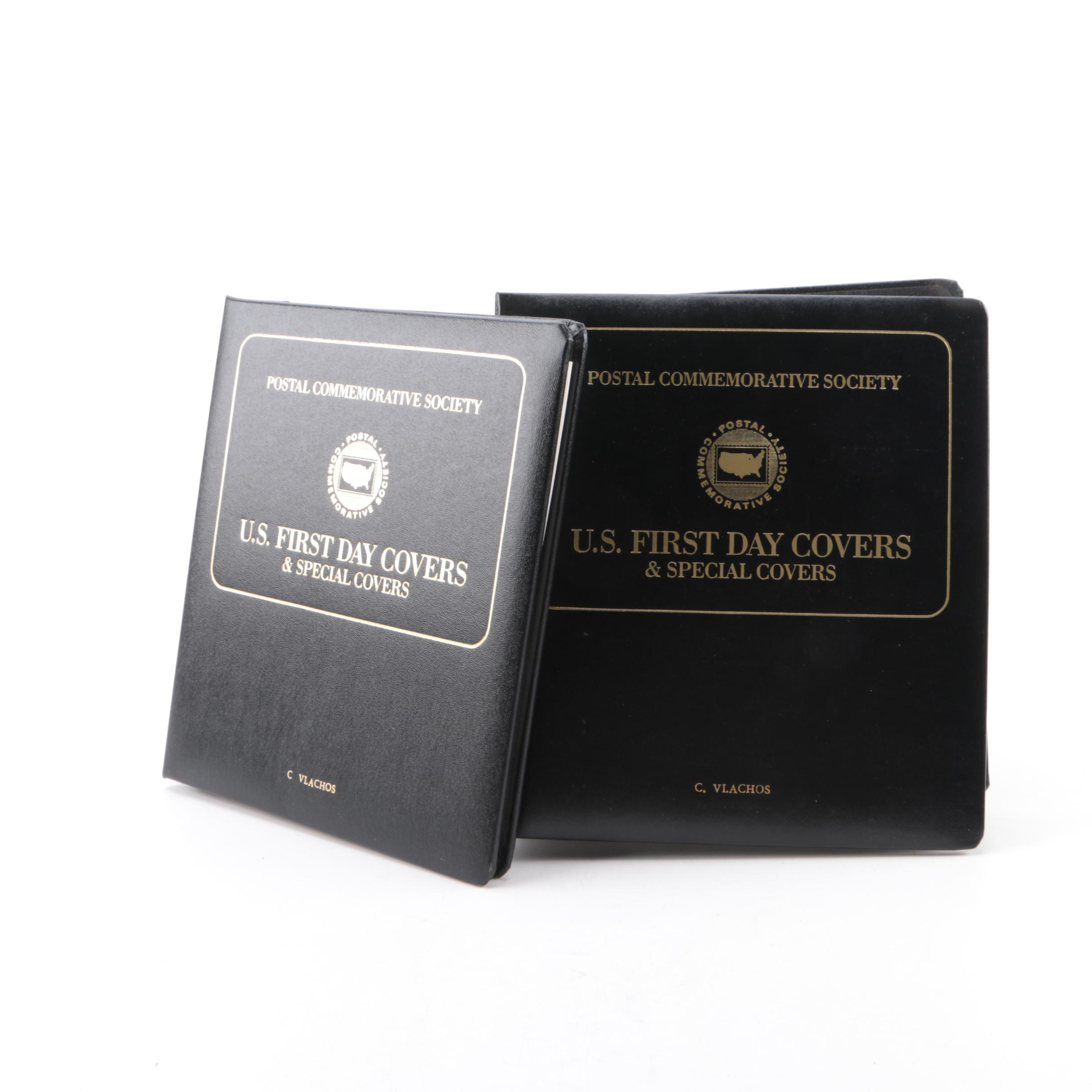United States First Day Covers Albums