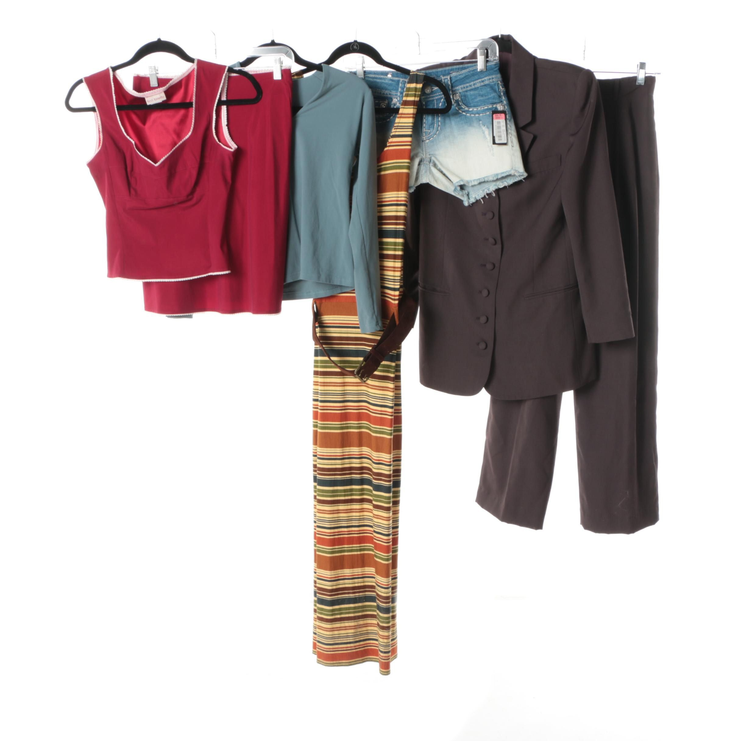 Women's Dress and Separates Including Ticci Tonetto and Susana Monoco
