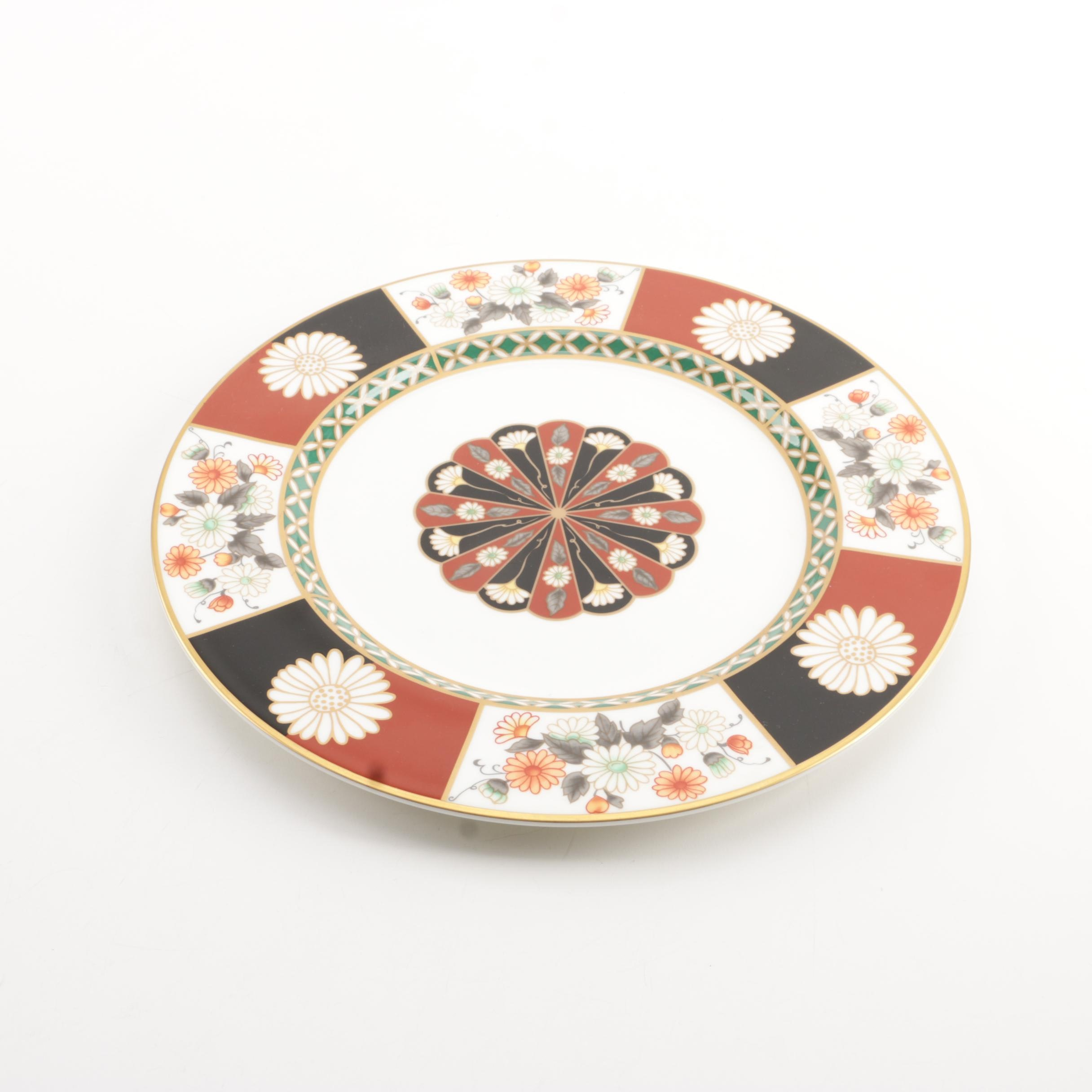 "Mikasa Bone China ""Shogun"" Plate"