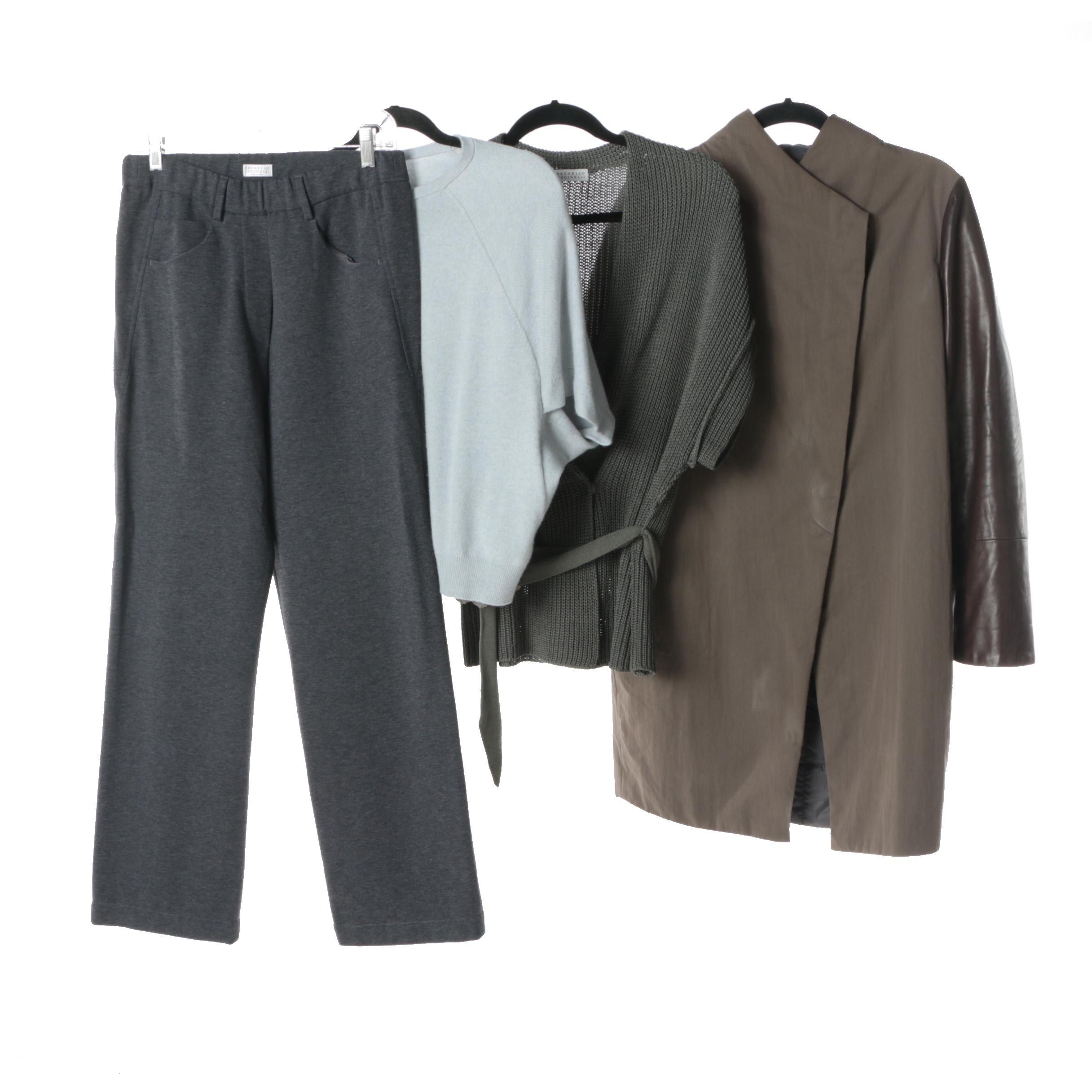 Women's Brunello Cucinelli Clothing Separates