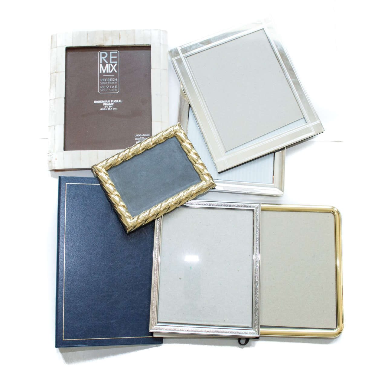 Picture Frames, Album and Photo Box
