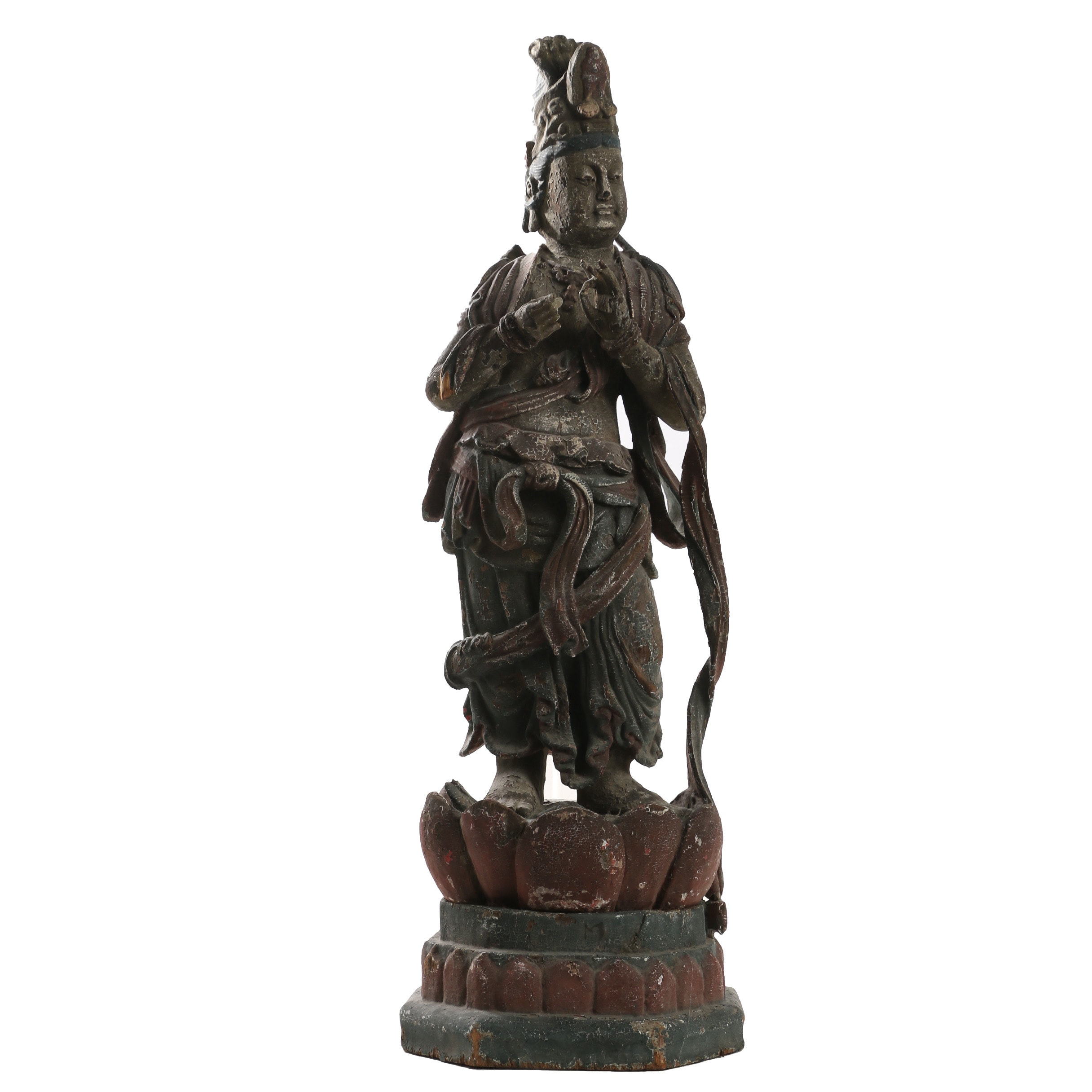 Early 20th Century Buddha Sculpture