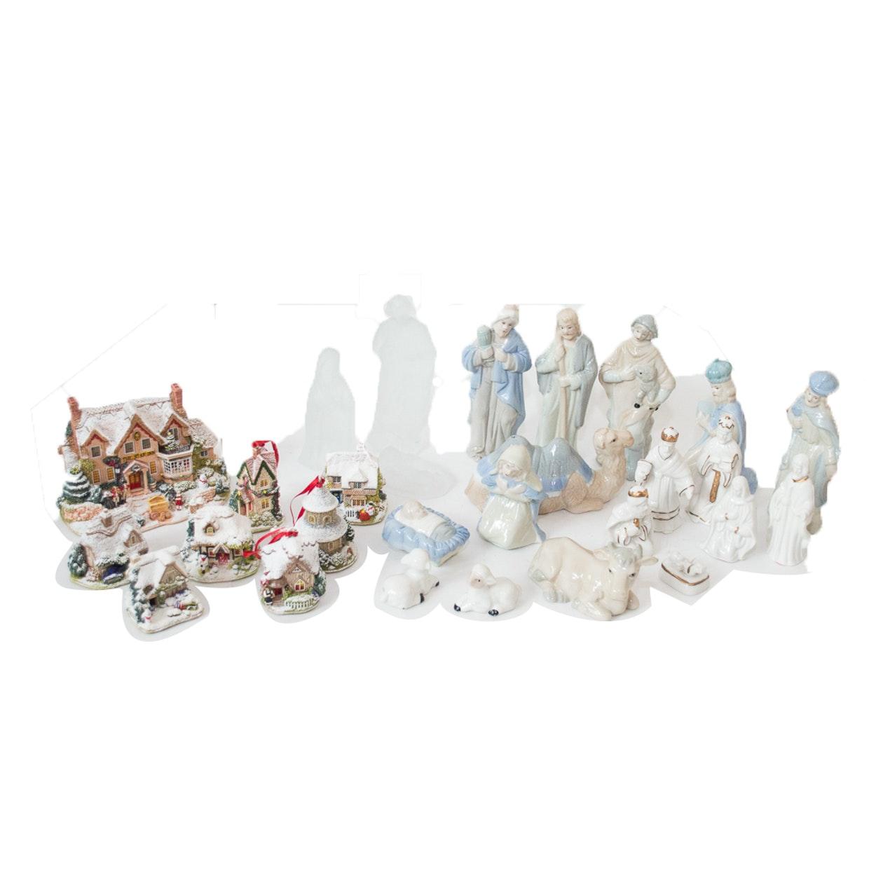 Lilliput Lane Christmas and Nativity Sets