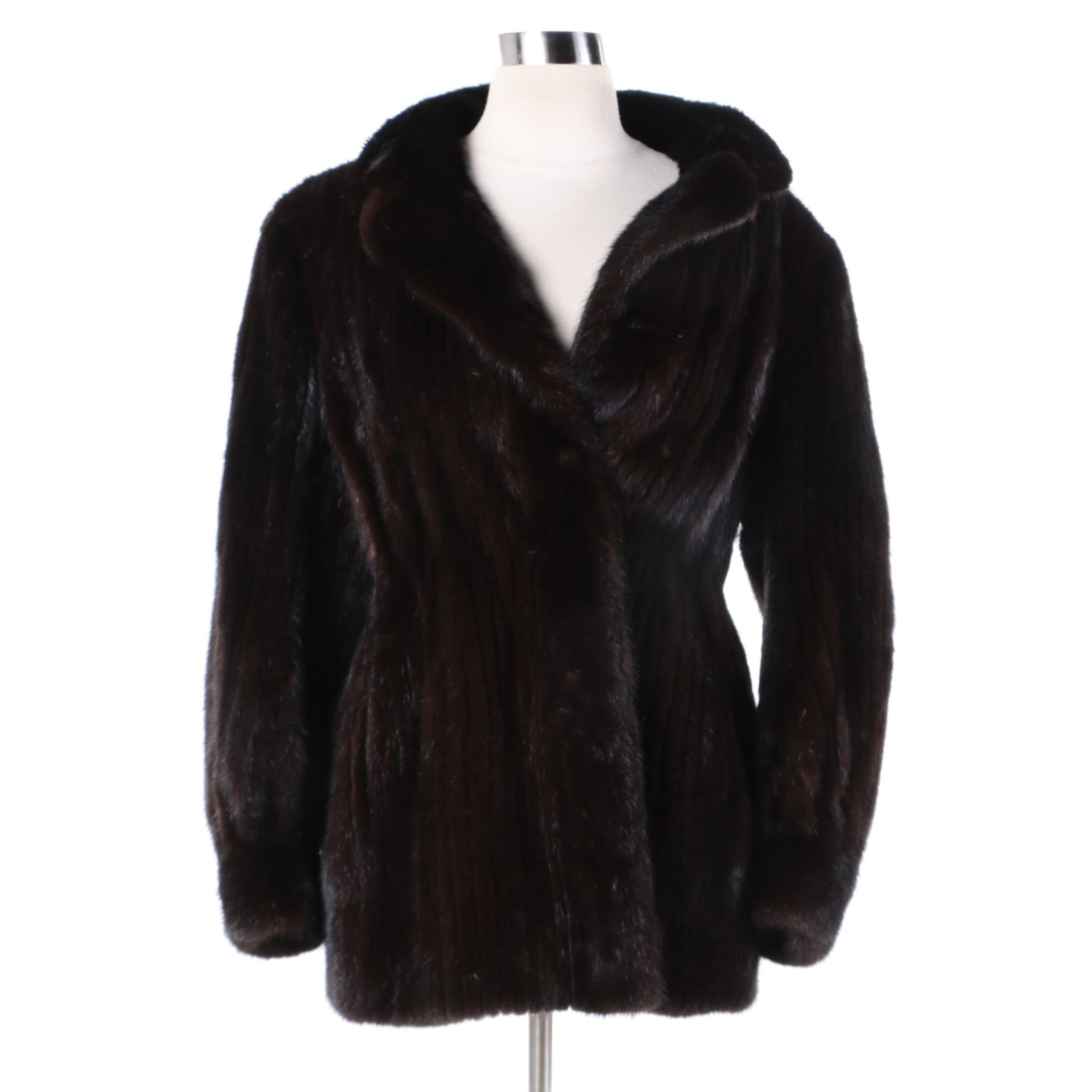 Women's Zinman Furs Mink Fur Coat