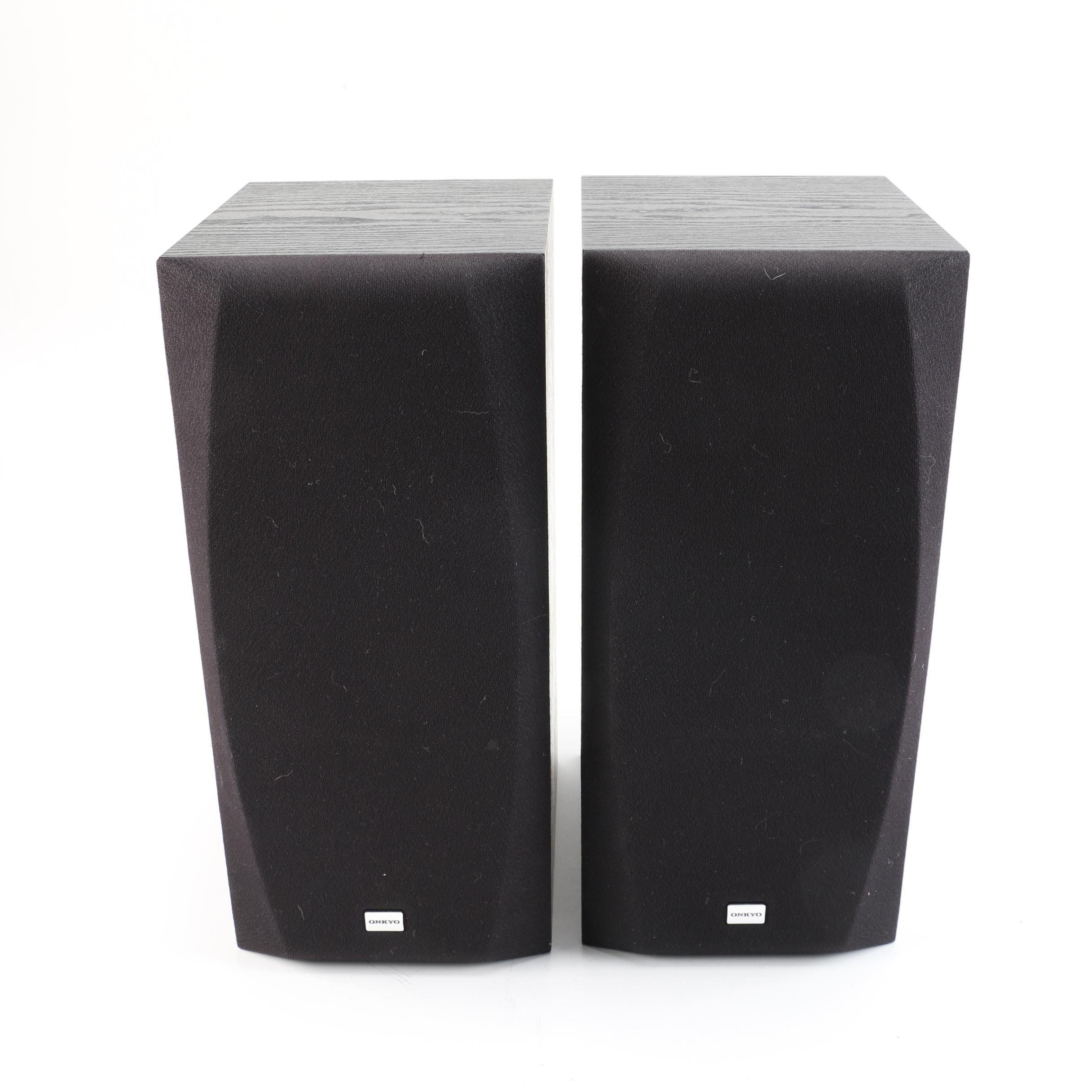 Set of Onkyo SKF-100 Speakers