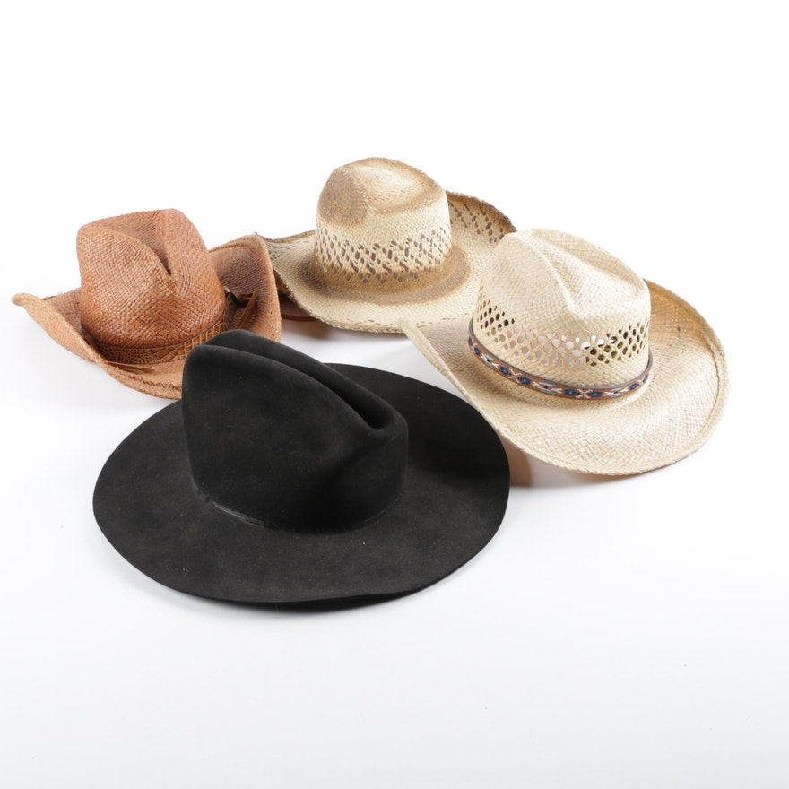 b55fd9d19c479 Men s Western Hats