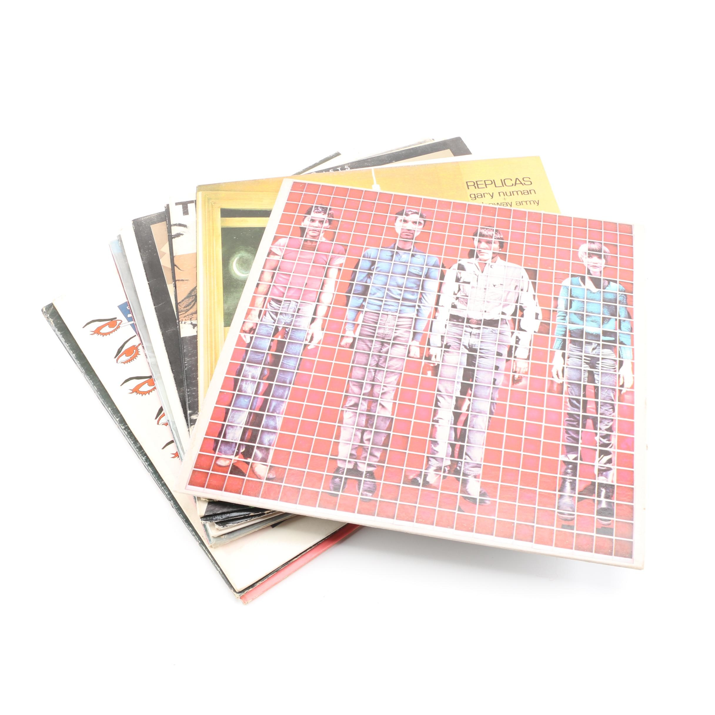 Talking Heads, The Sex Pistols and Other Assorted Records