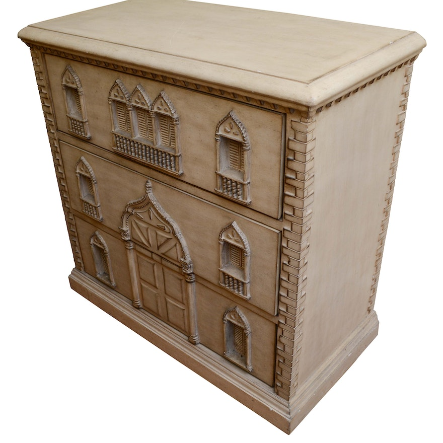 Building Facade Chest of Drawers | EBTH