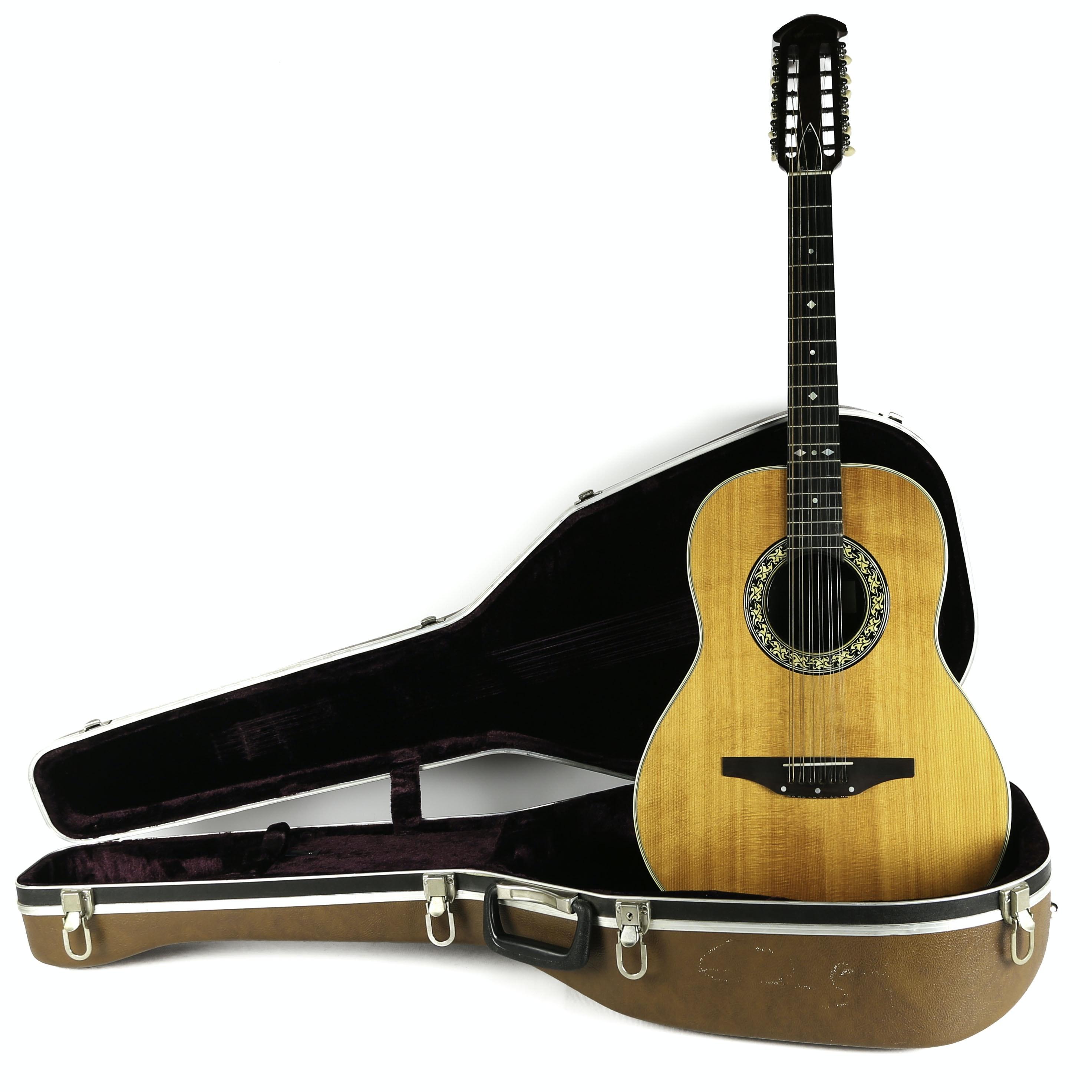 Ovation Custom Legend 12-String Acoustic Guitar