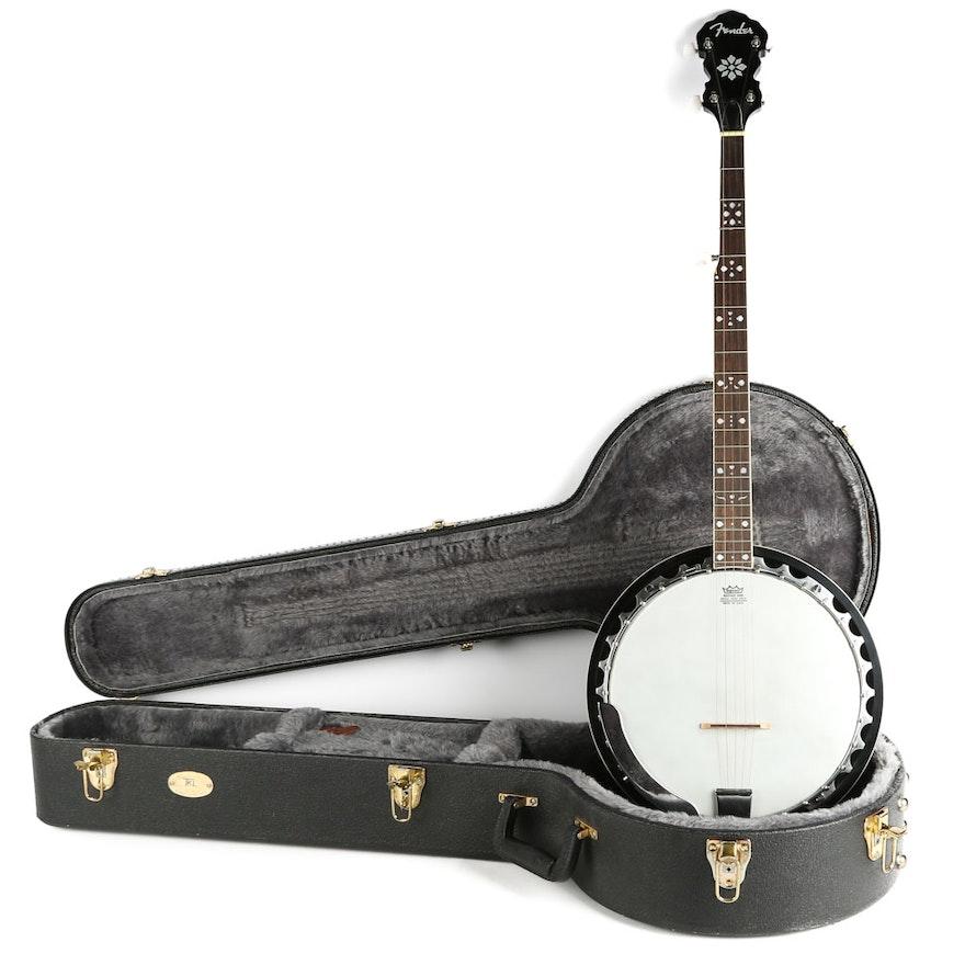 Vintage Fender Banjo