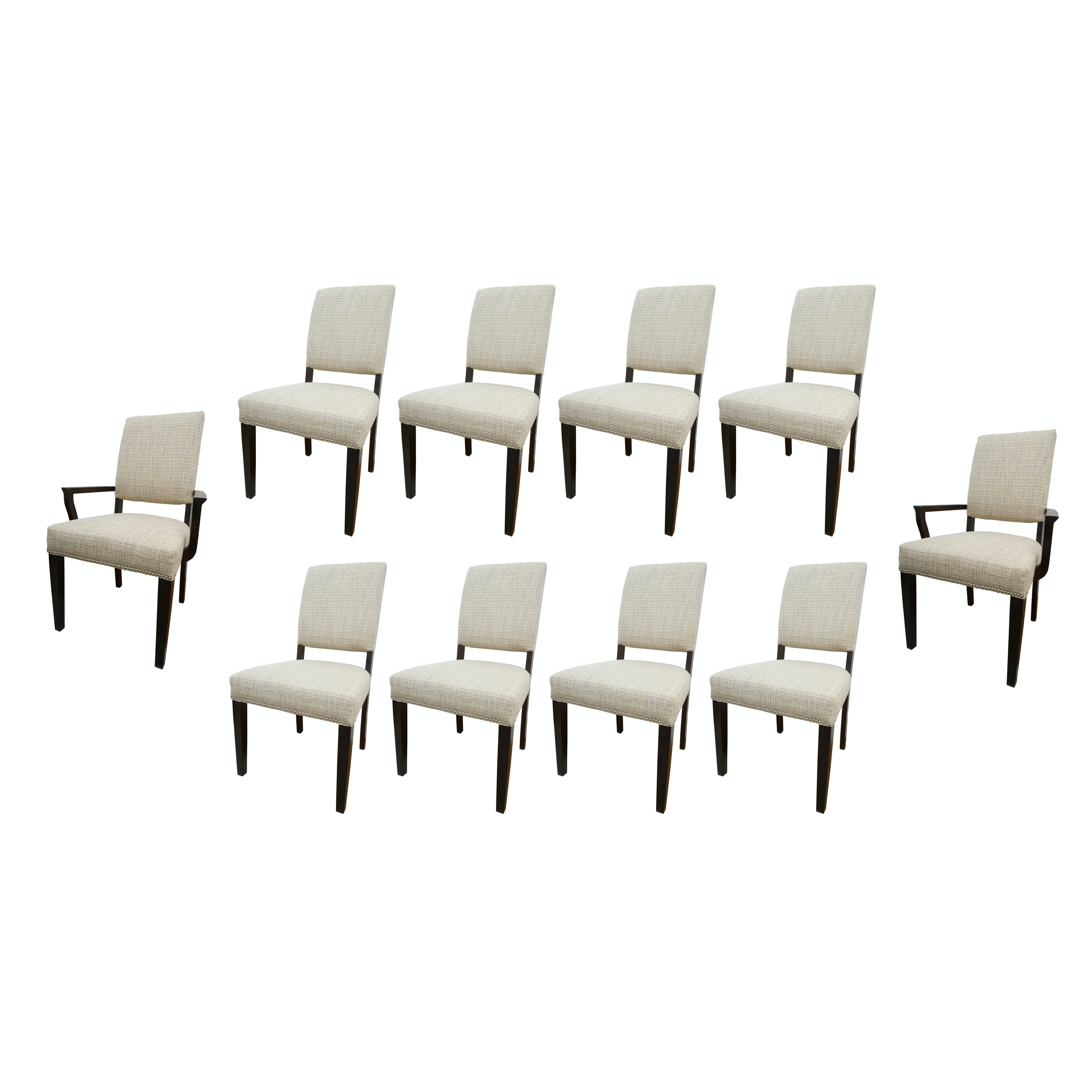 Contemporary Dining Chairs by Bassett