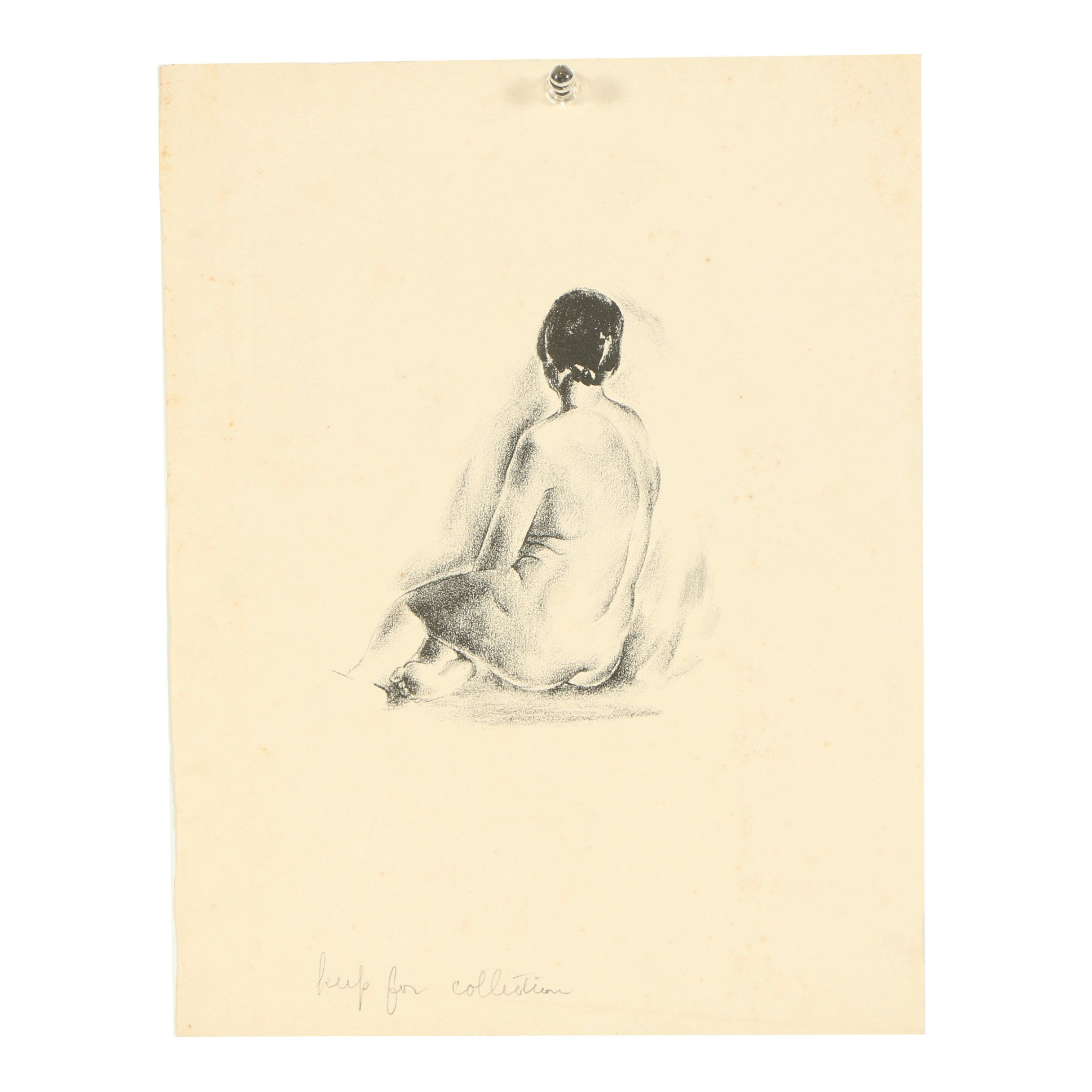 Arthur Helwig Lithograph