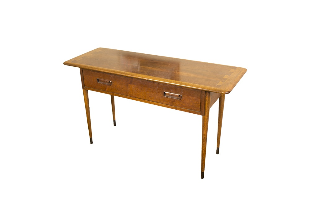 """""""Acclaim"""" Mid Century Modern """"Picture Window"""" Table by Lane Furniture"""