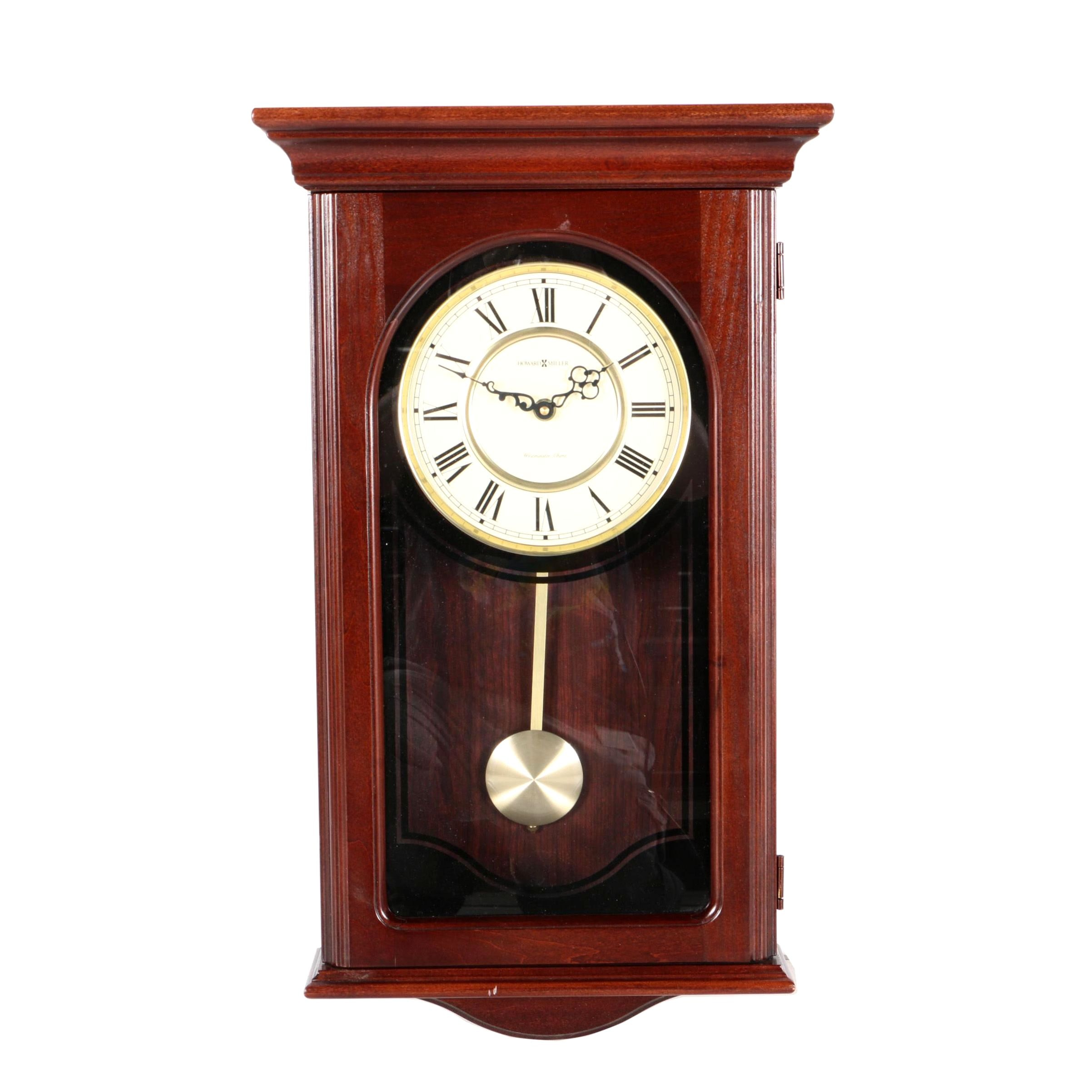 "Howard Miller ""Orland"" Wall Clock"