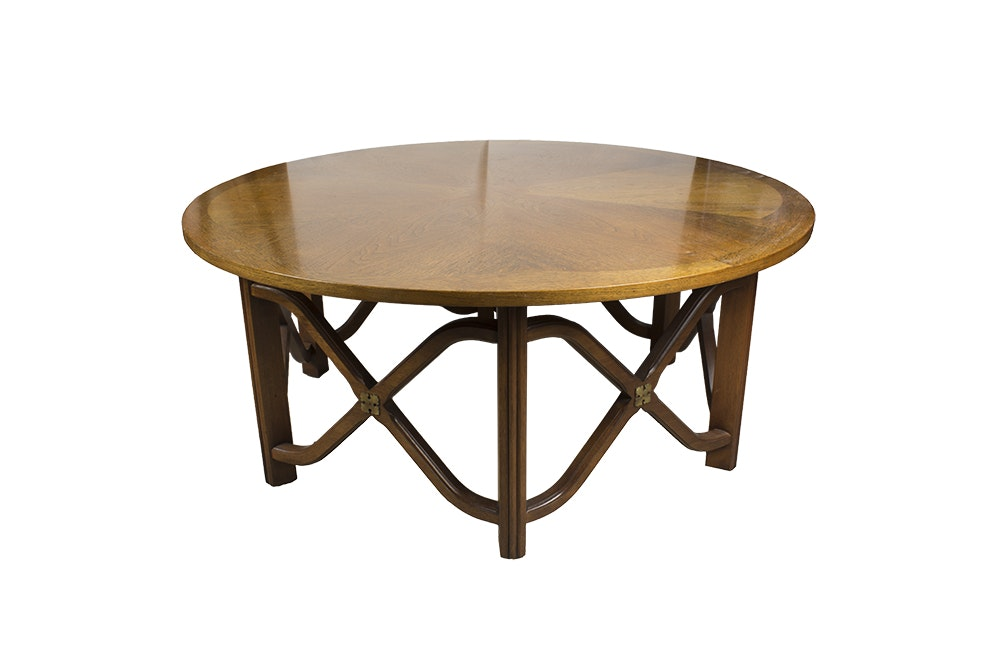 """""""Flower"""" Cocktail Table by Widdicomb"""