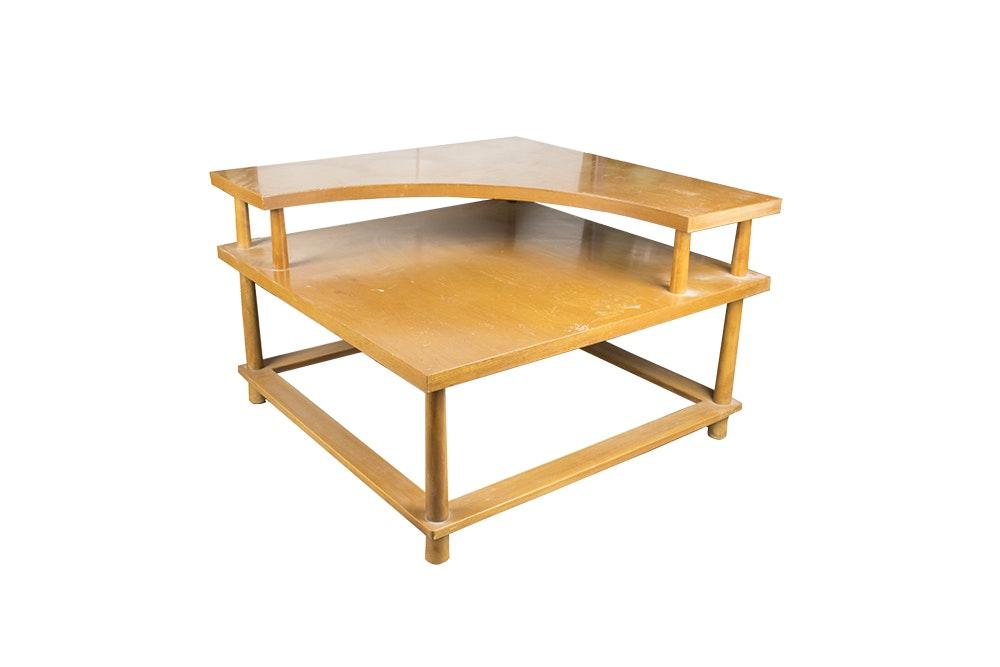 Robsjohn-Gibbings Corner End Table for Widdicomb