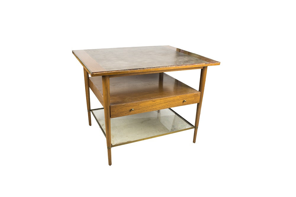 "Paul McCobb ""Connoisseur Collection"" Three Tier Table"