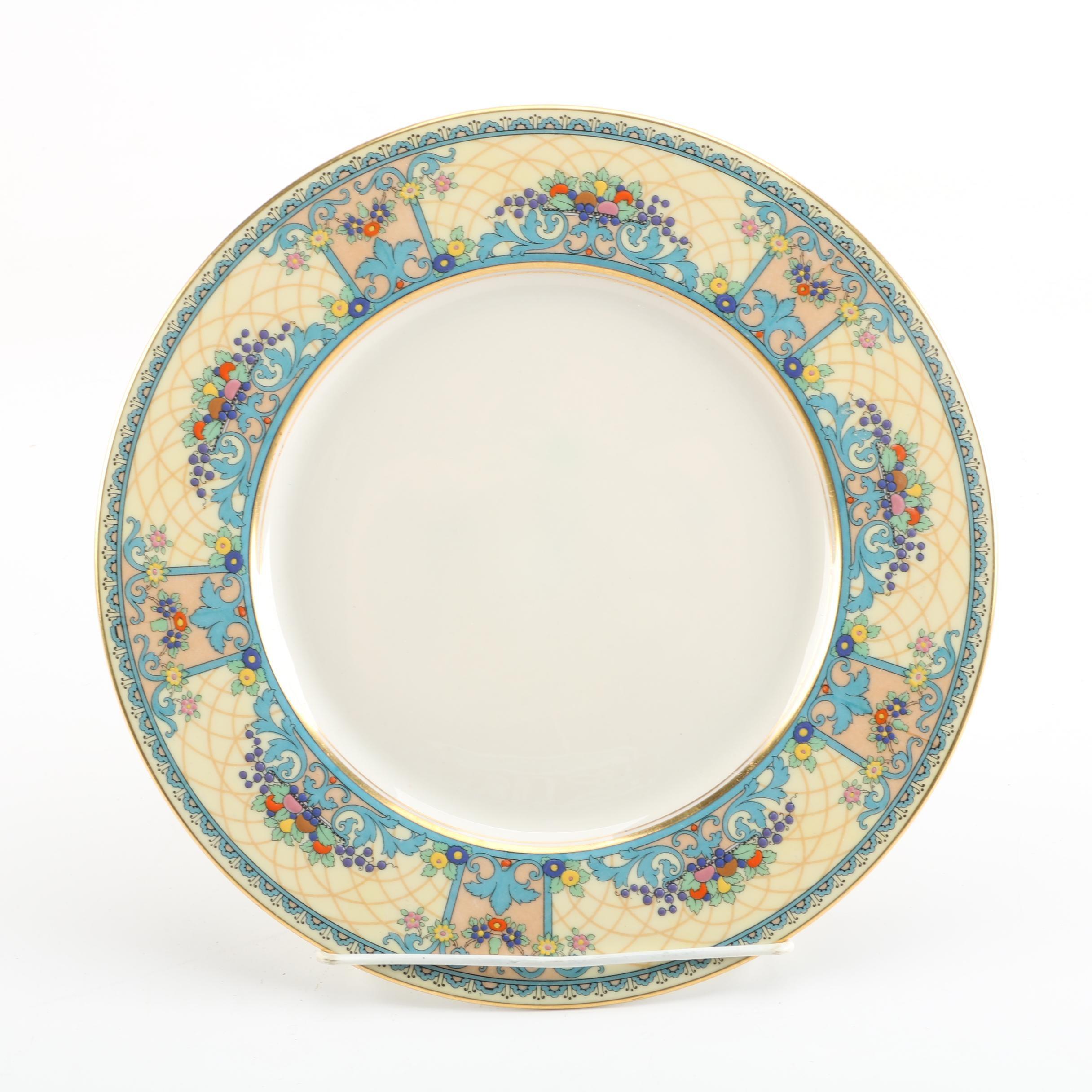 Lenox Porcelain Dinner Plate