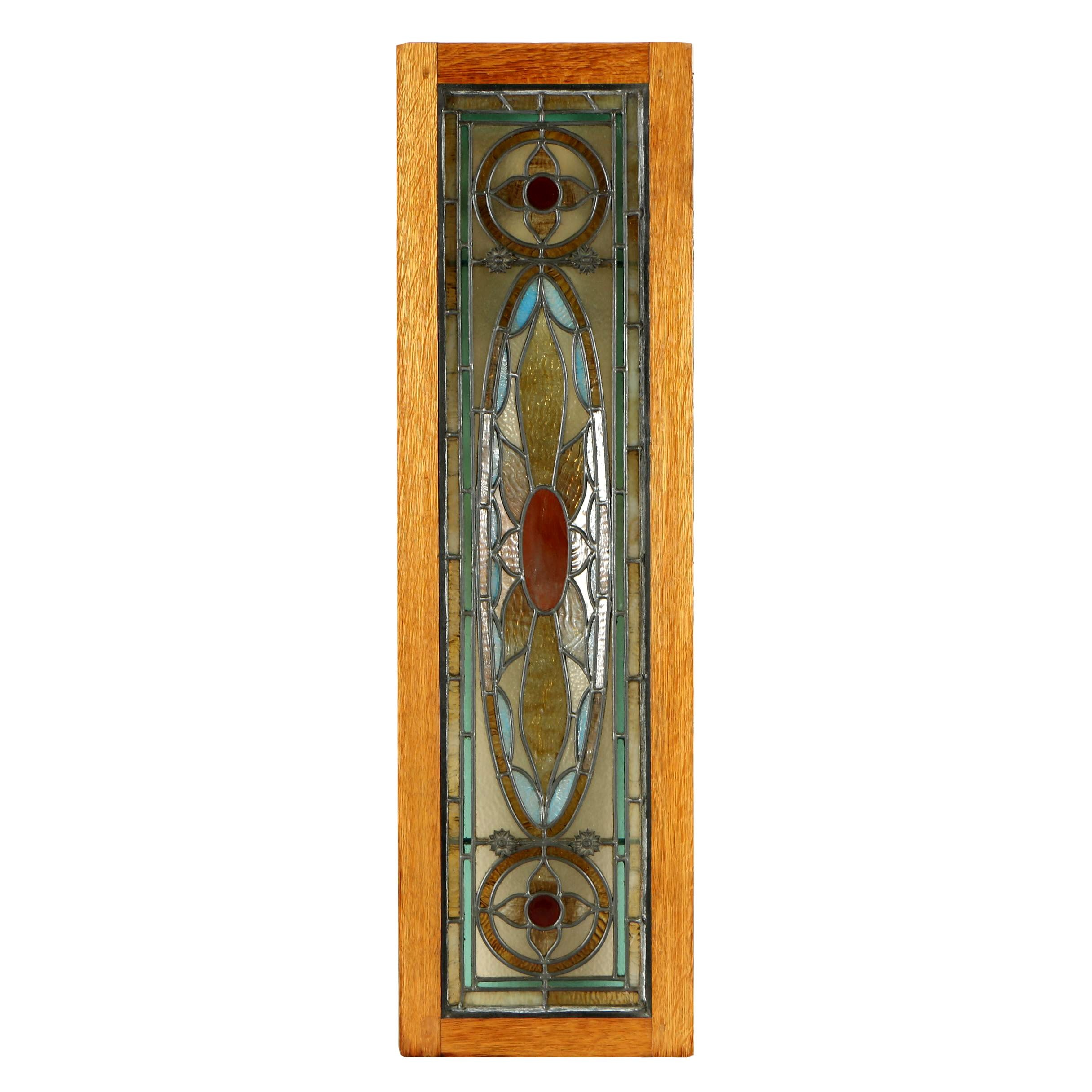 Stained Glass Window Decoration