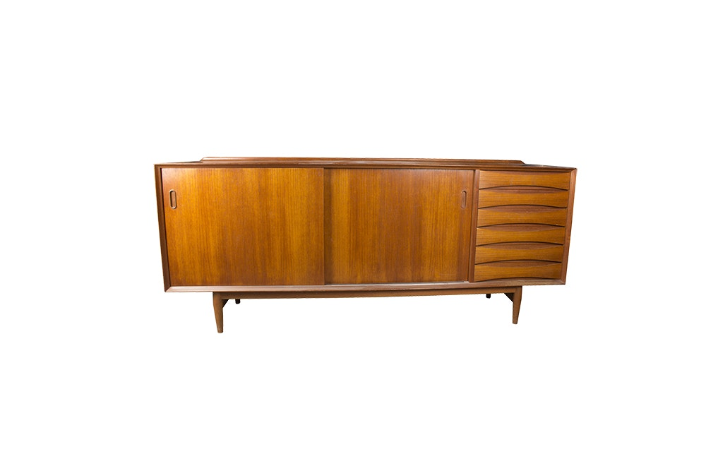 Arne Vodder Teak Sideboard for Sibast Furniture