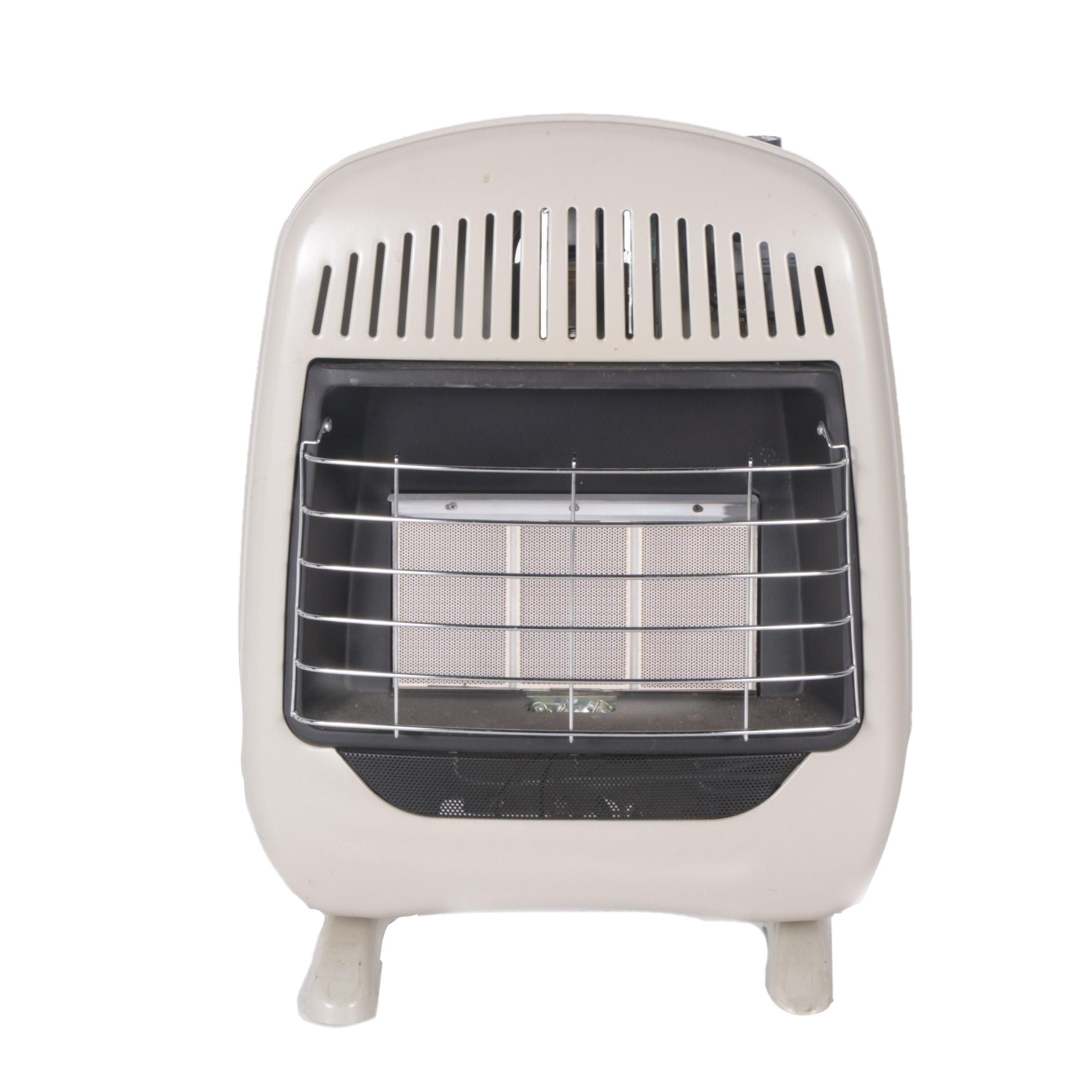 ProCom Propane-Burning Wall Space Heater