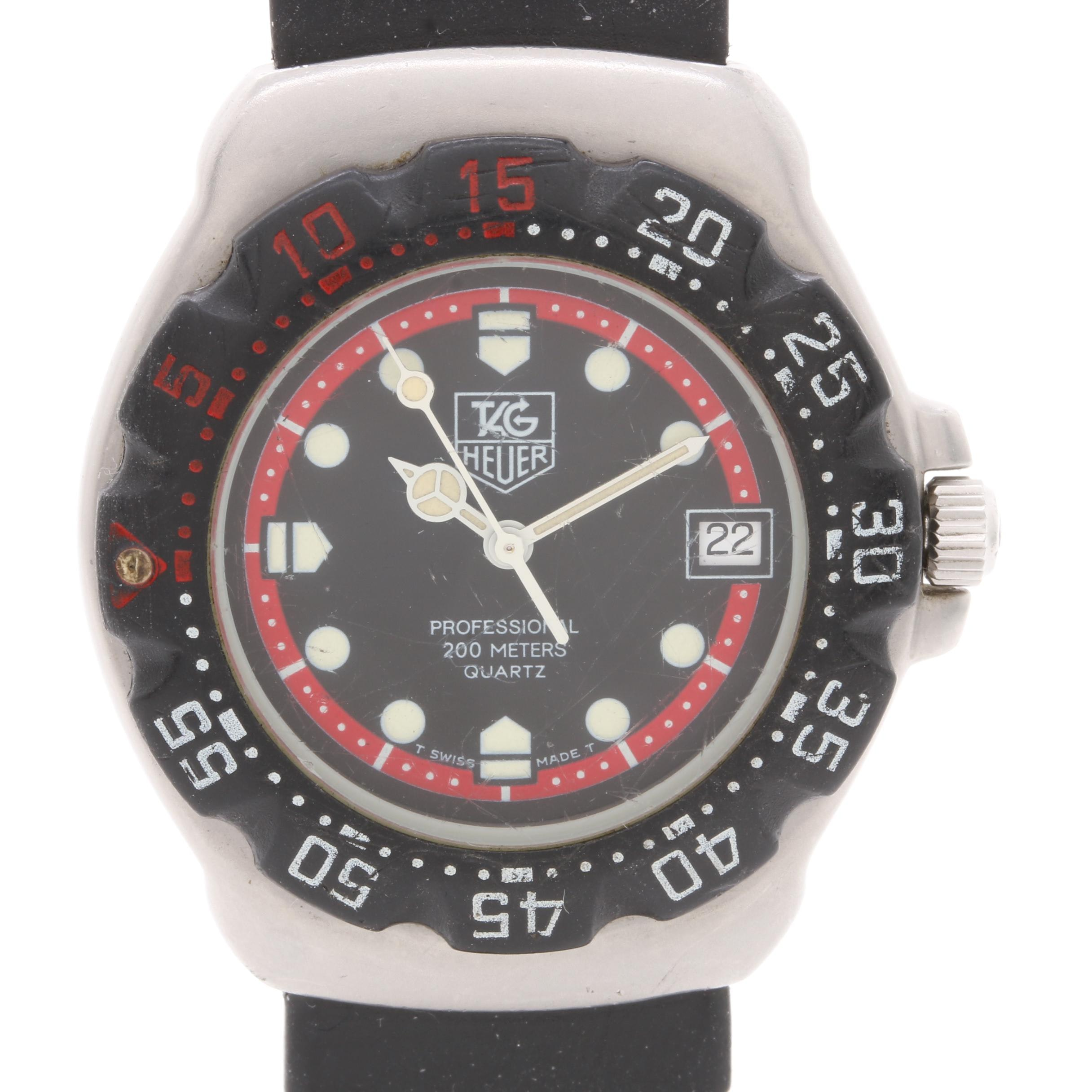 TAG Heuer Formula 1 Series 374.513 Wristwatch