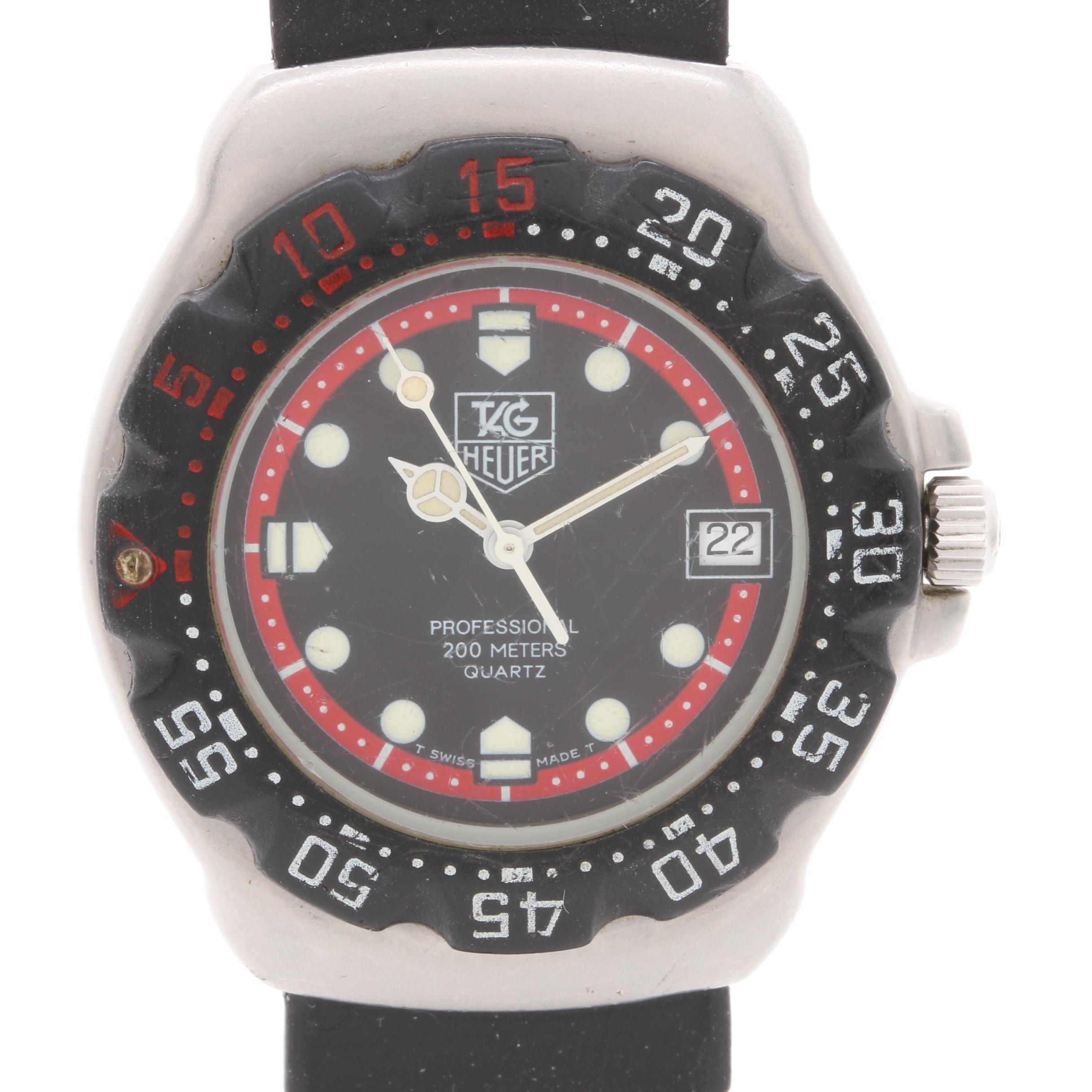 TAG Heuer Formula 1 Series 374.513 Wristwatch