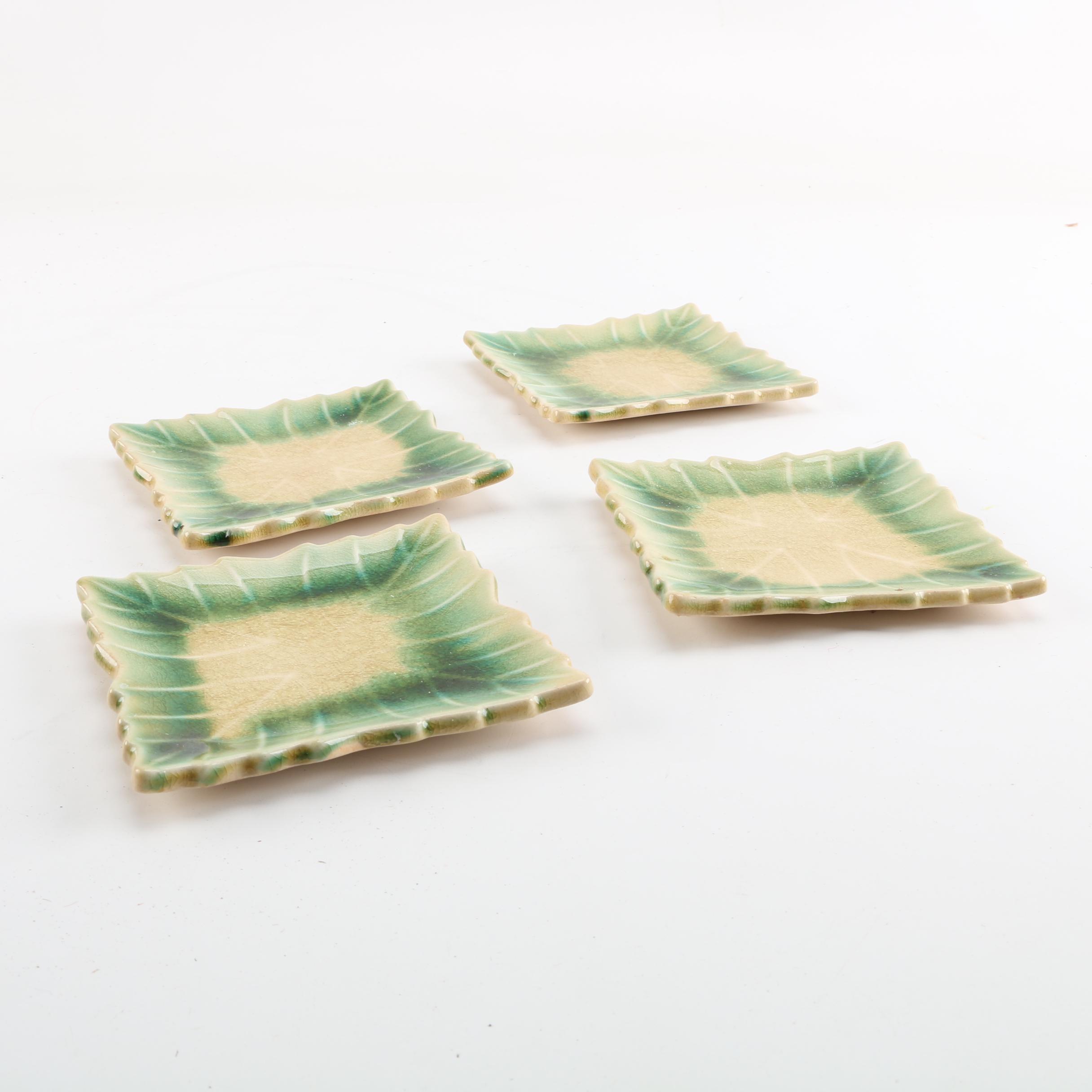 Kotobuki Japanese Decorative Ceramic Plates