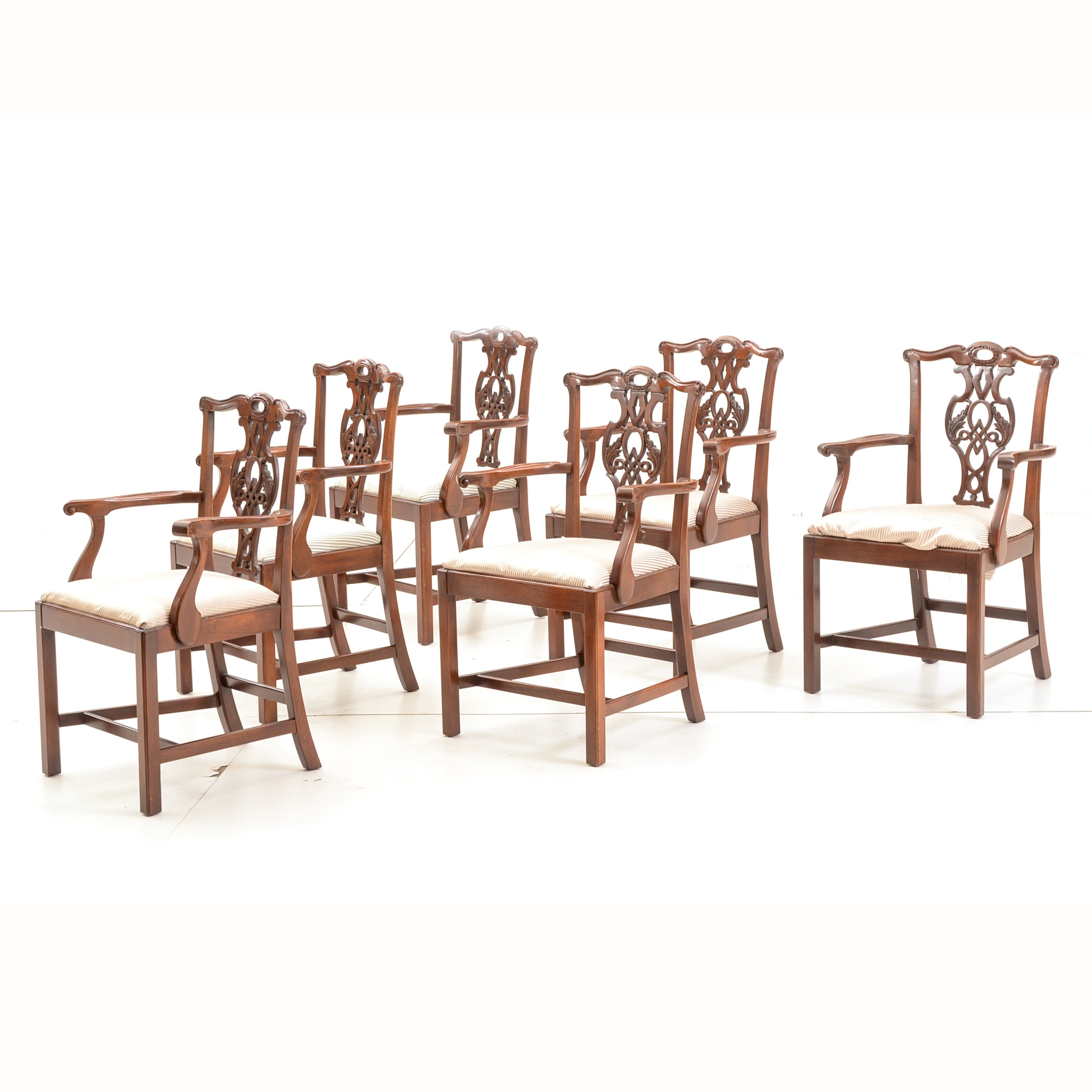Set of Baker Dining Chairs