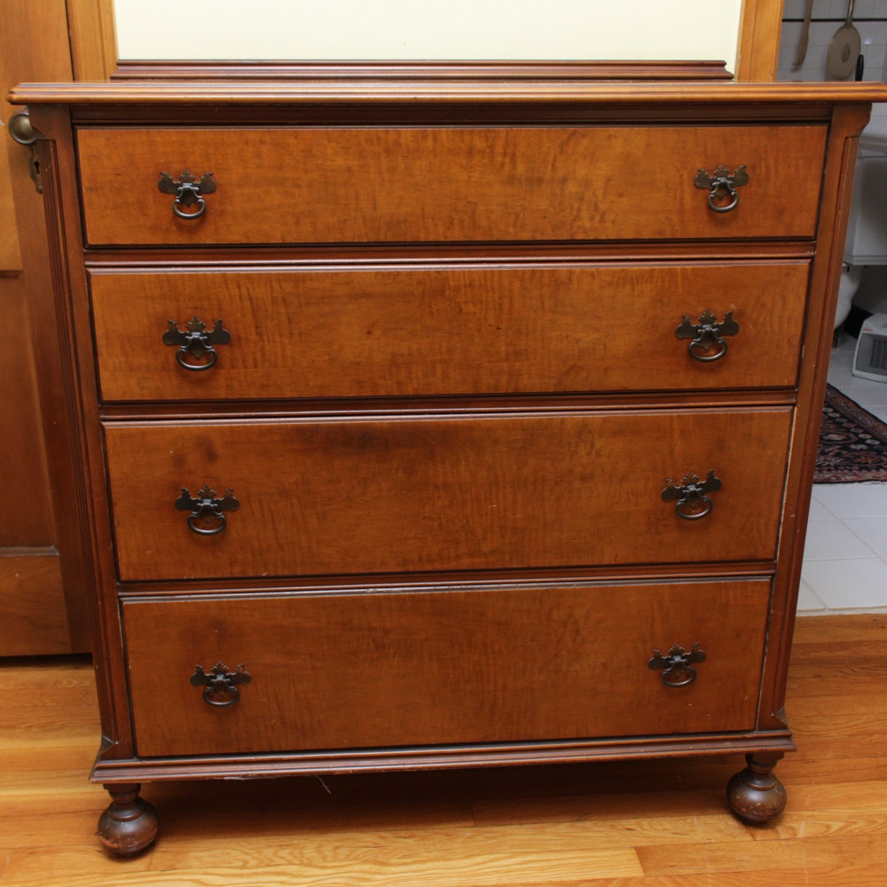 Vintage Huntley Simmons Furniture Chest of Drawers