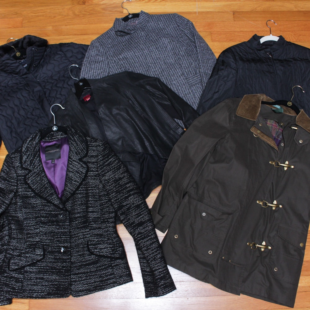 Women's Jackets Including Marmot, Les Copains, Zanella and G.I.L.I.