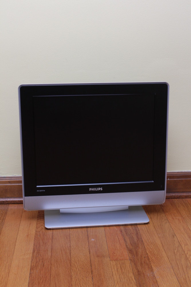 """26"""" Toshiba and 20"""" Philips Flatsceen Televisions"""