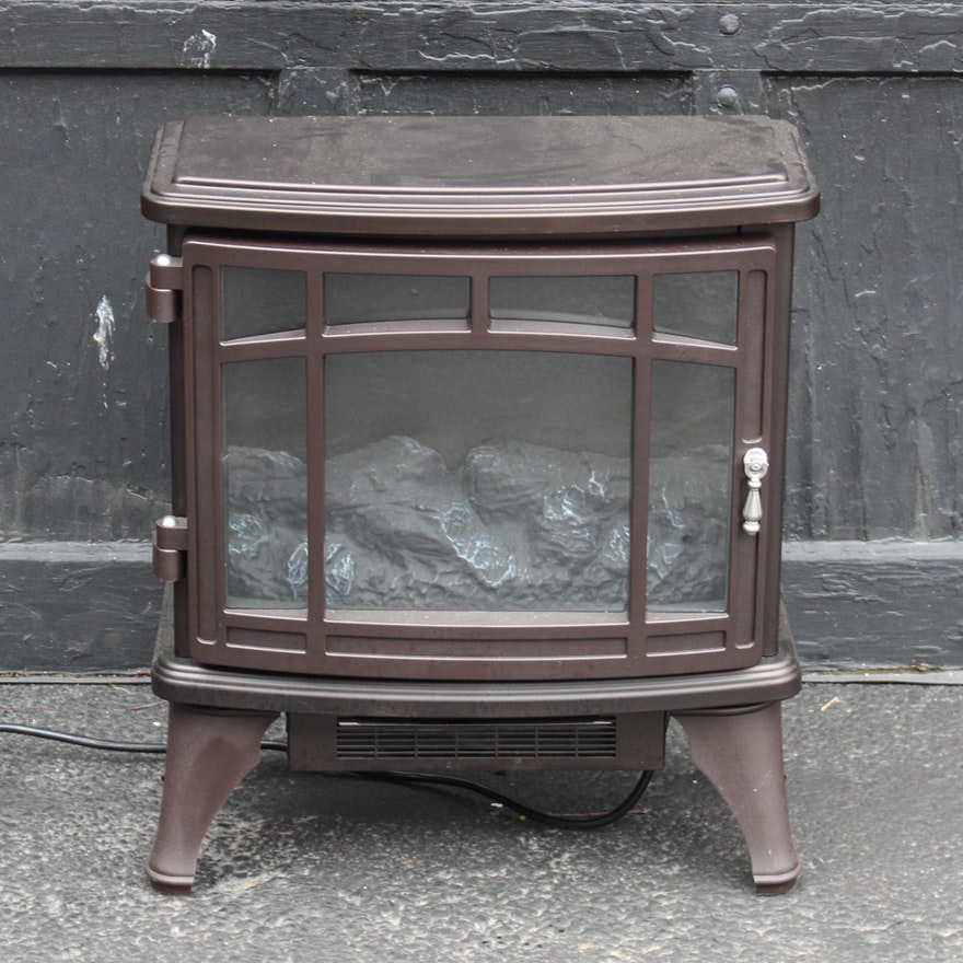 Terrific Duraflame Infrared Quartz Fireplace Interior Design Ideas Gentotryabchikinfo
