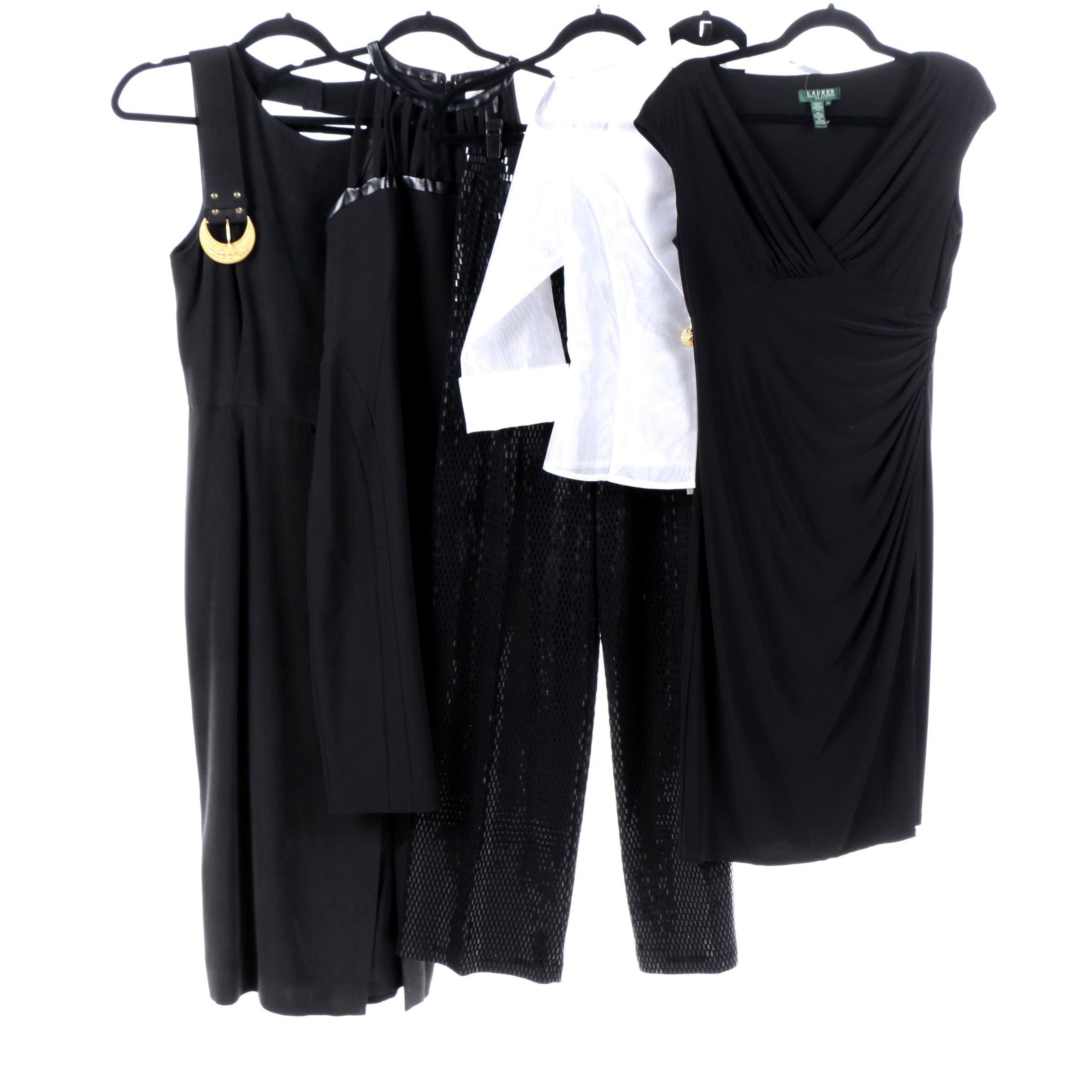 Women's Evening Clothing Including St. John, Dana Buchman, Lauren Ralph Lauren