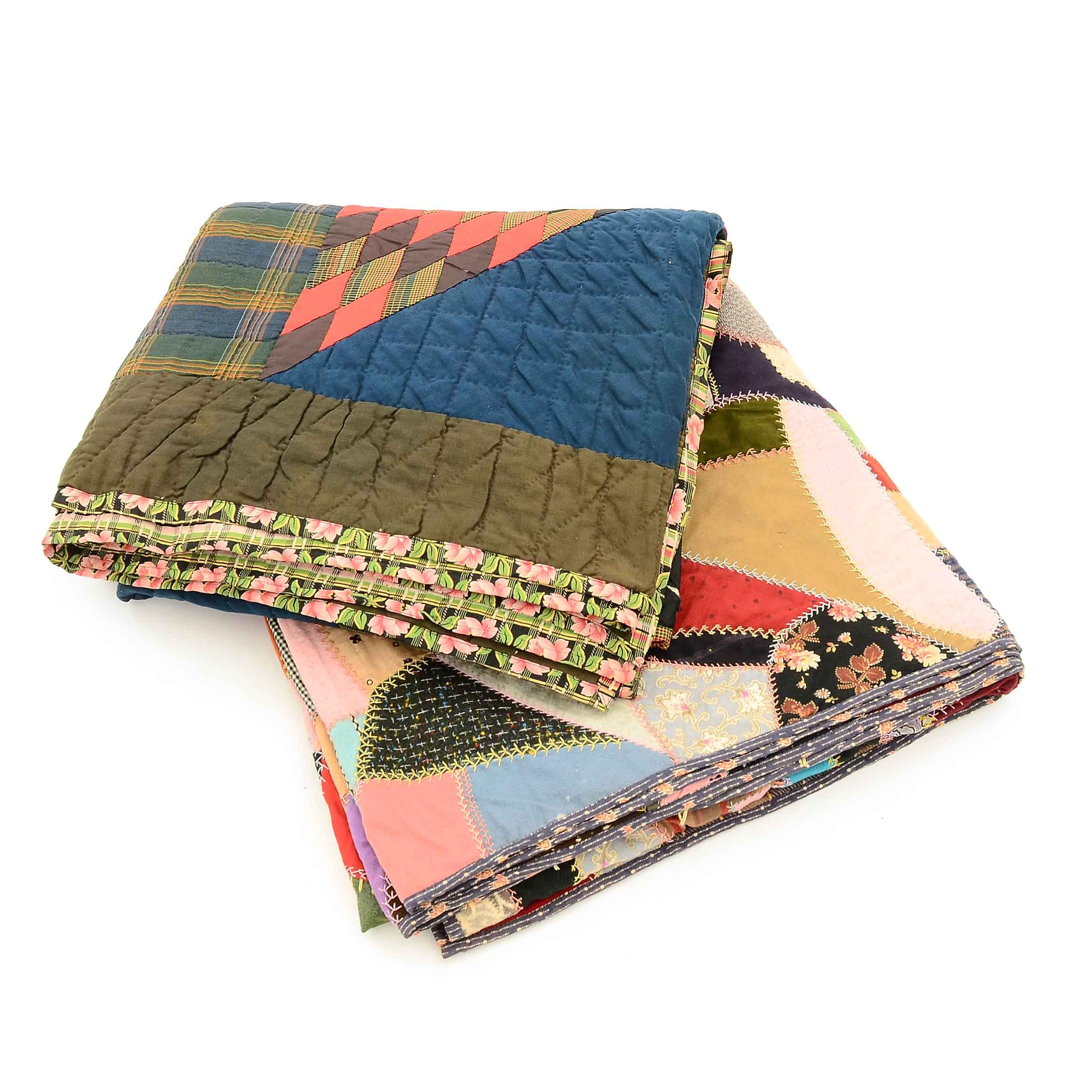 Hand-Made Quilts