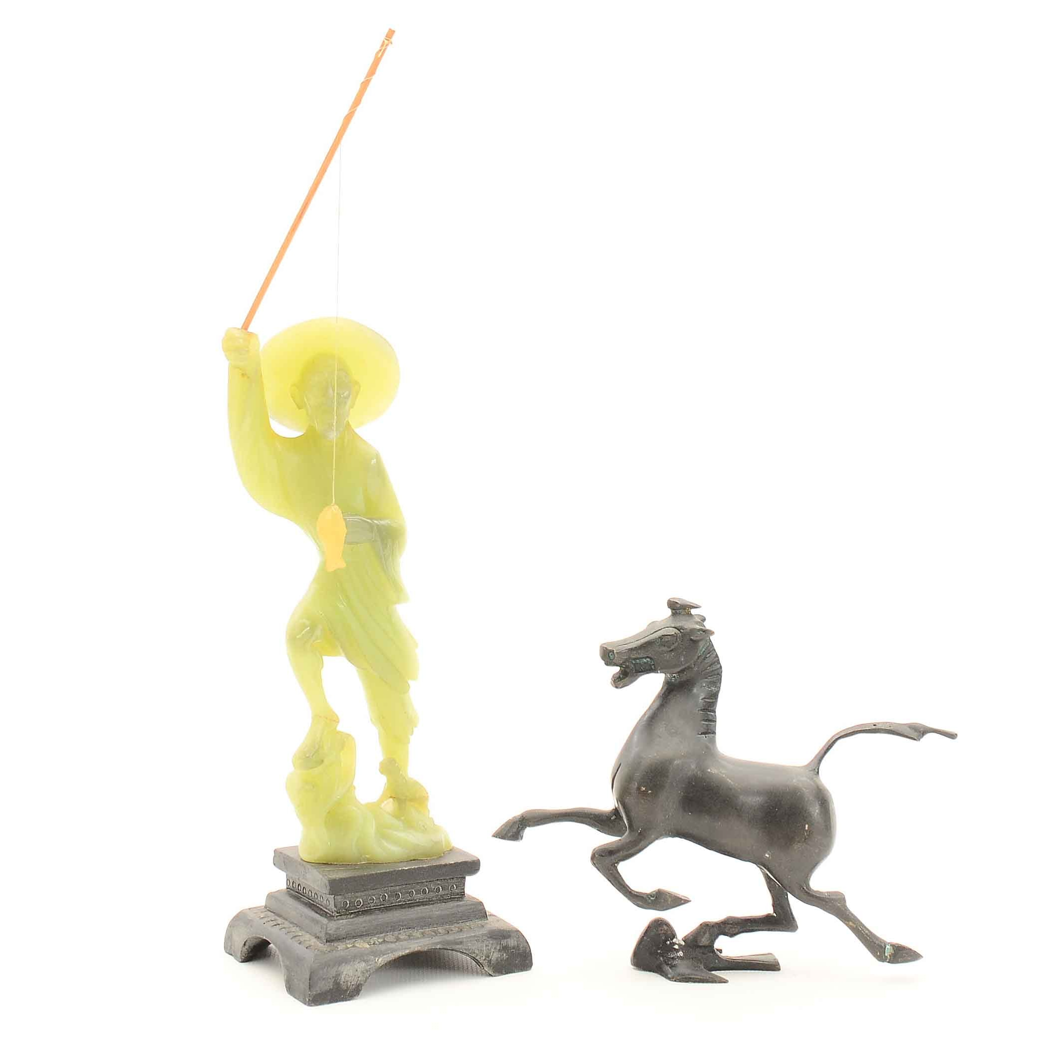 Chinese Decorative Figurines