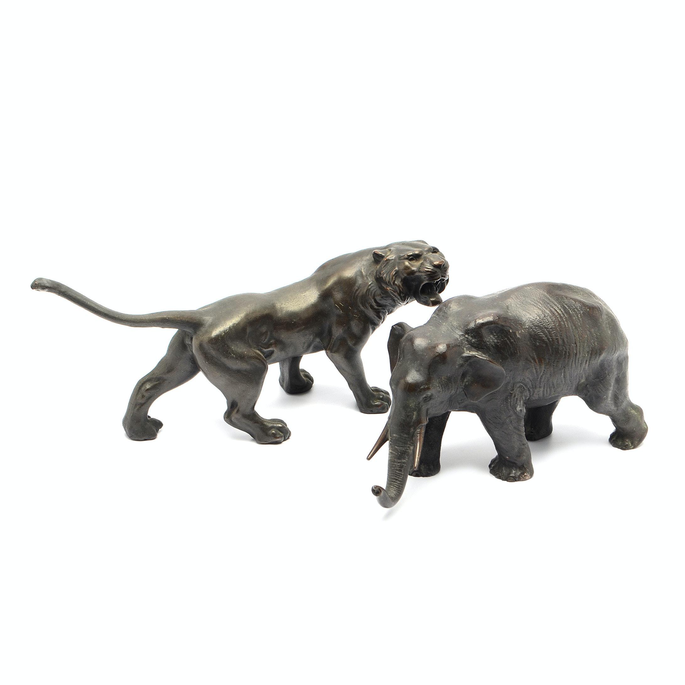 Decorative Animal Figurines